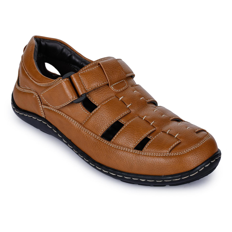 Liberty | Liberty Coolers Brown Formal Sandals JPL-13_Brown For - Men