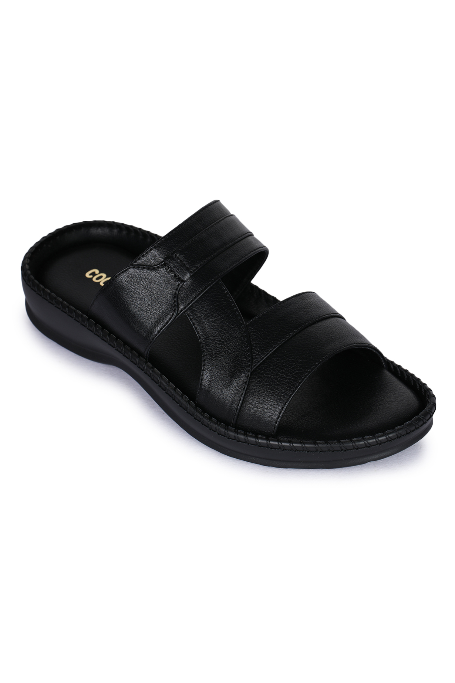 Liberty | Liberty COOLERS Slippers K2-01_BLACK For - Men