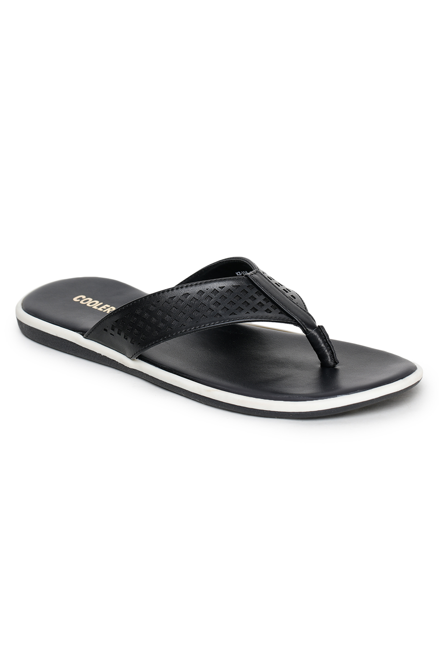 Liberty | Liberty COOLERS Slippers K2-154_BLACK For - Men