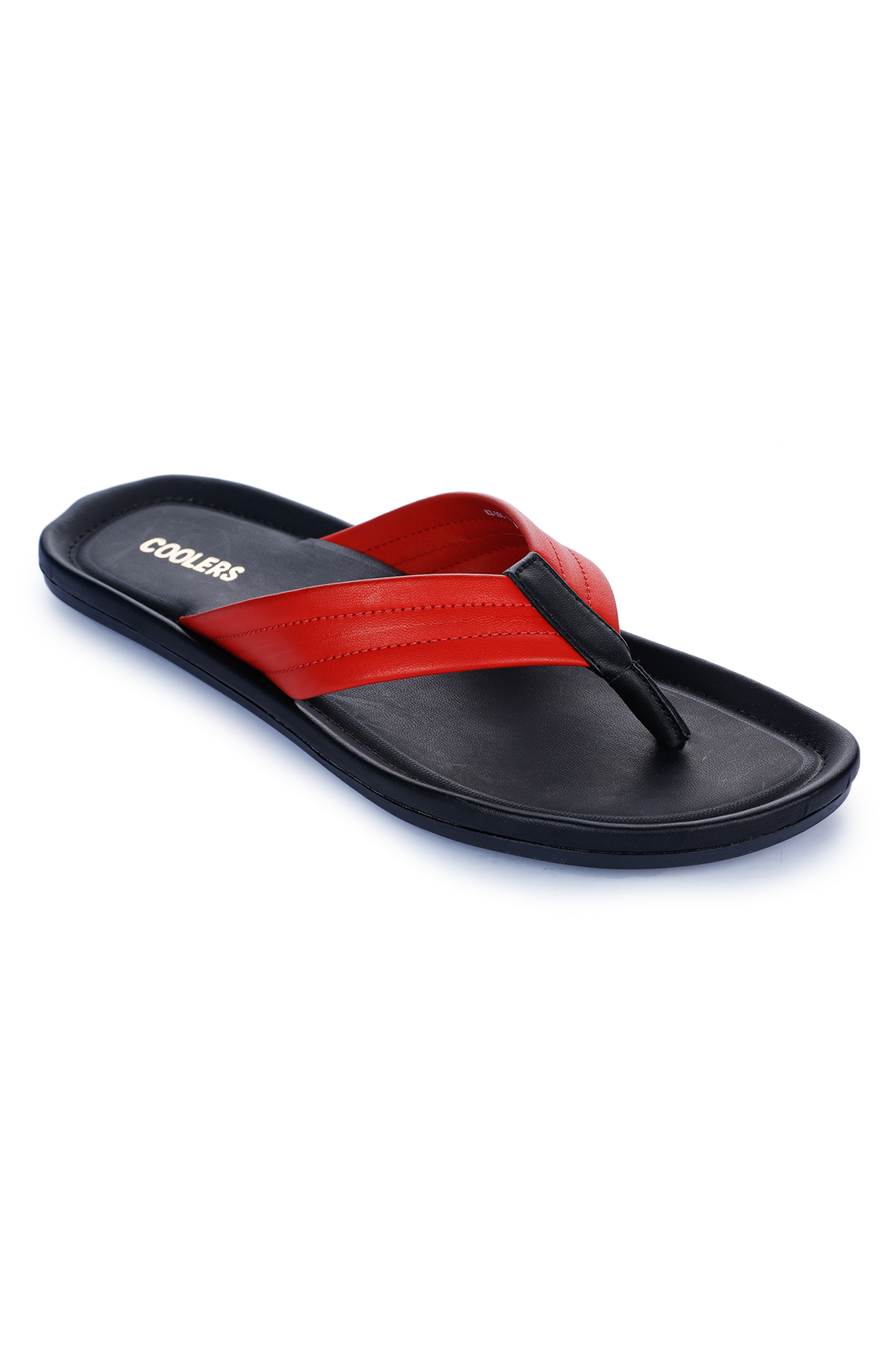 Liberty | Liberty Coolers Red Flip Flops K2-155_Red For - Men