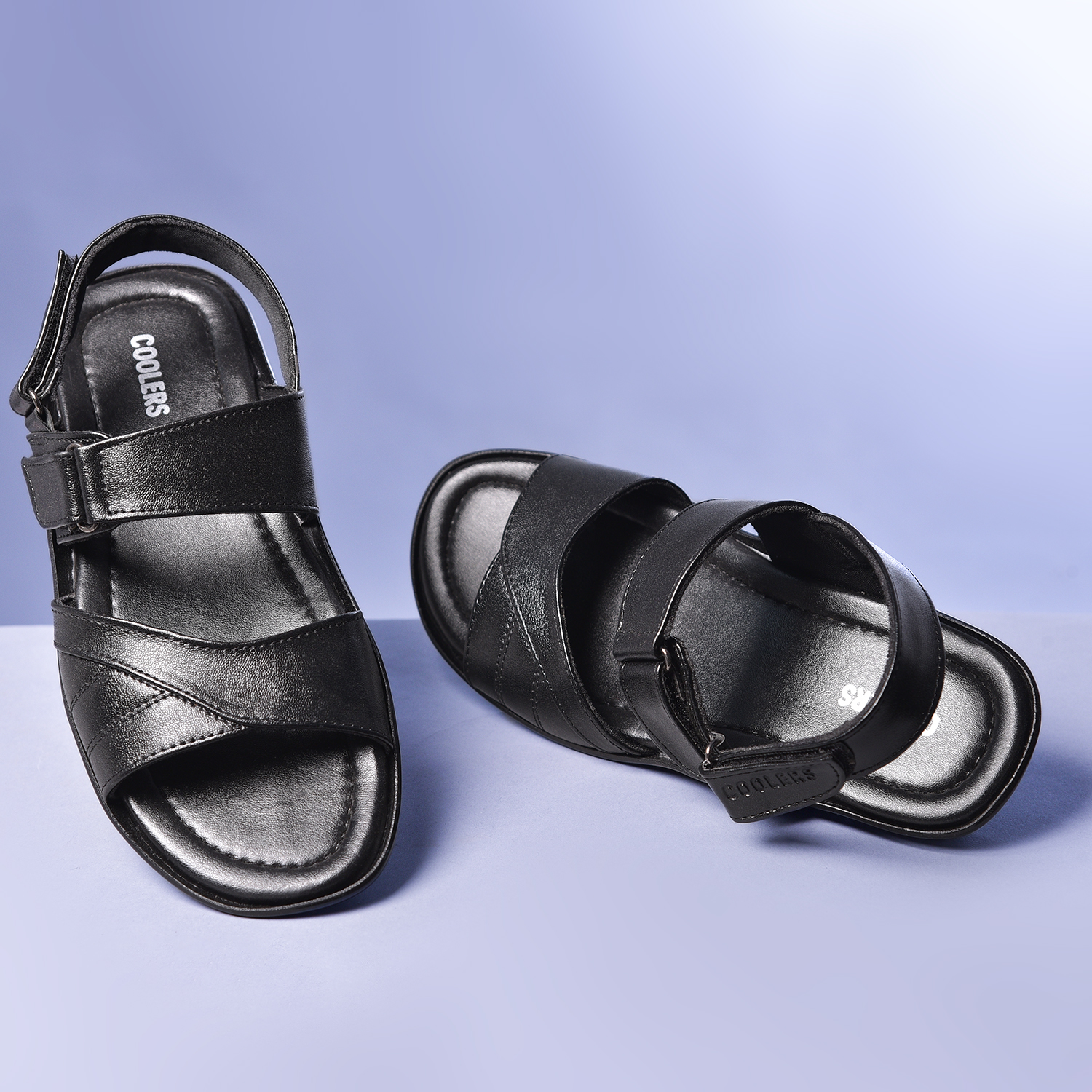 Liberty | Coolers by Liberty Black Sandals