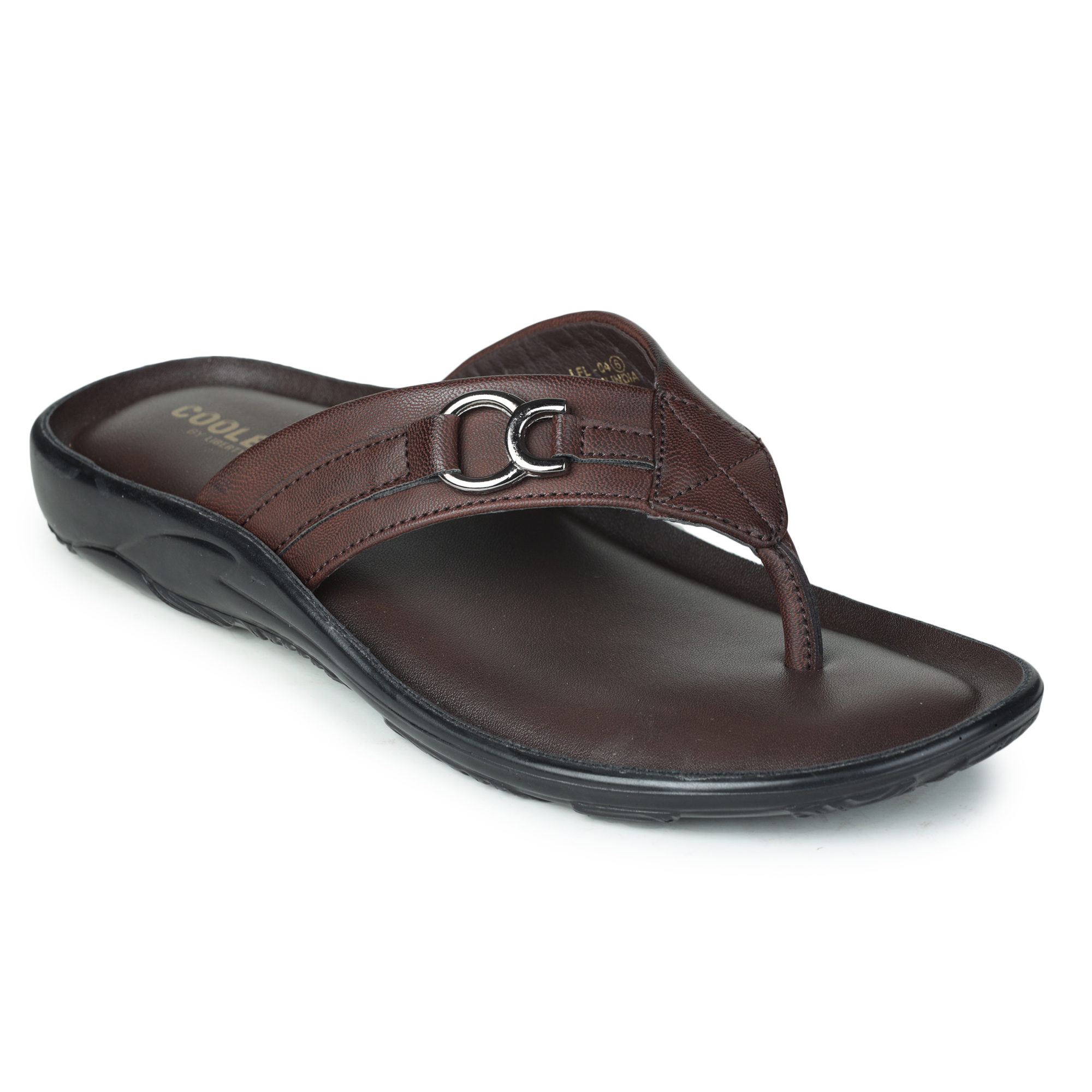 Liberty | Liberty COOLERS Slippers LFL-04_BROWN For - Men