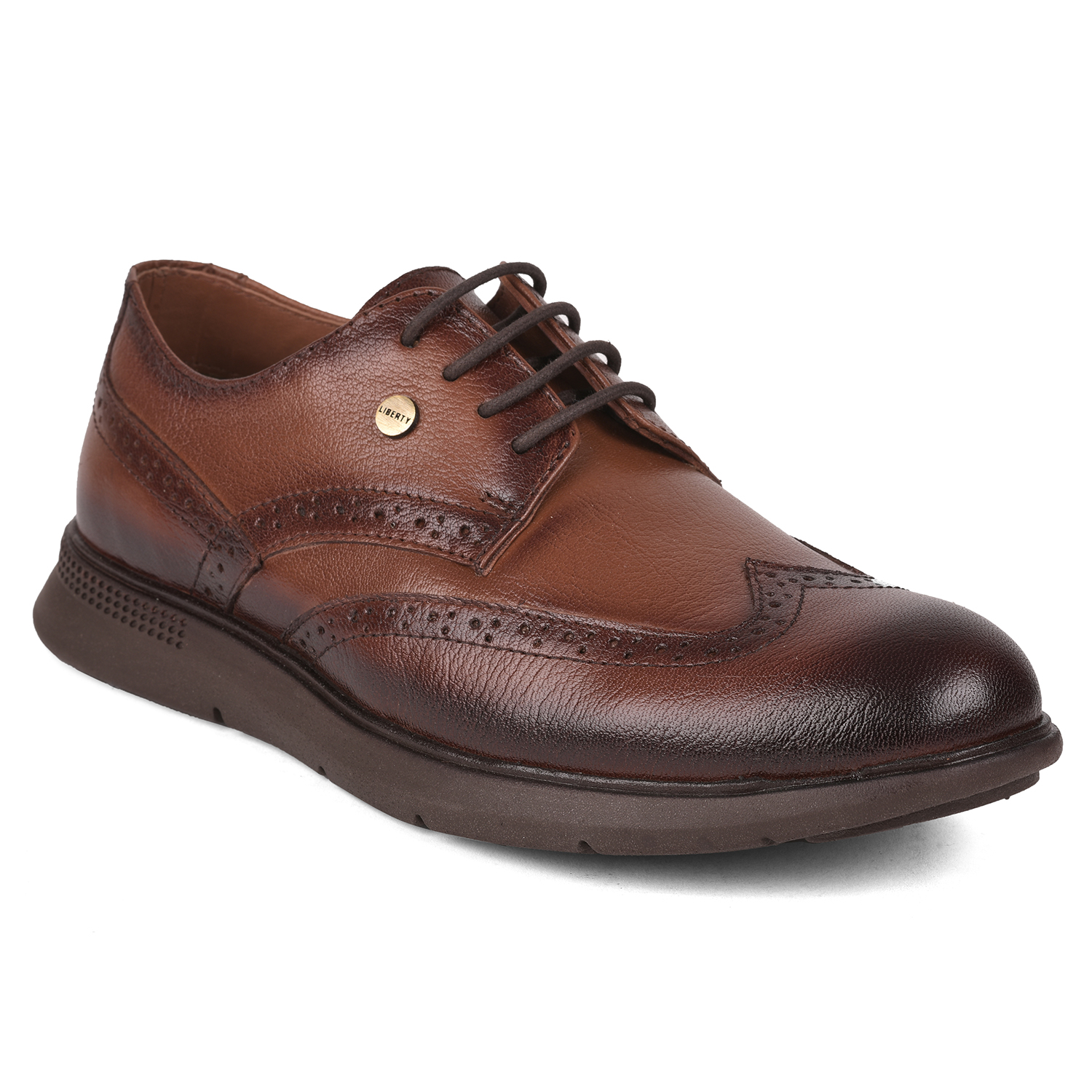 Liberty   Liberty FORTUNE Derby Shoes LPM-231ME_Brown For - Men