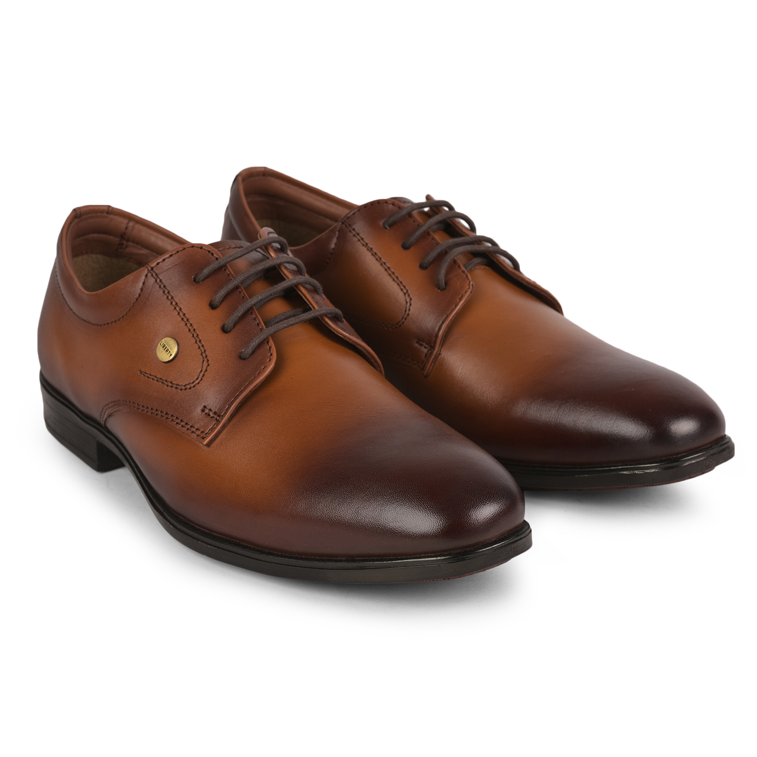 Liberty   Liberty FORTUNE Derby Shoes LPM-232ME_Brown For - Men