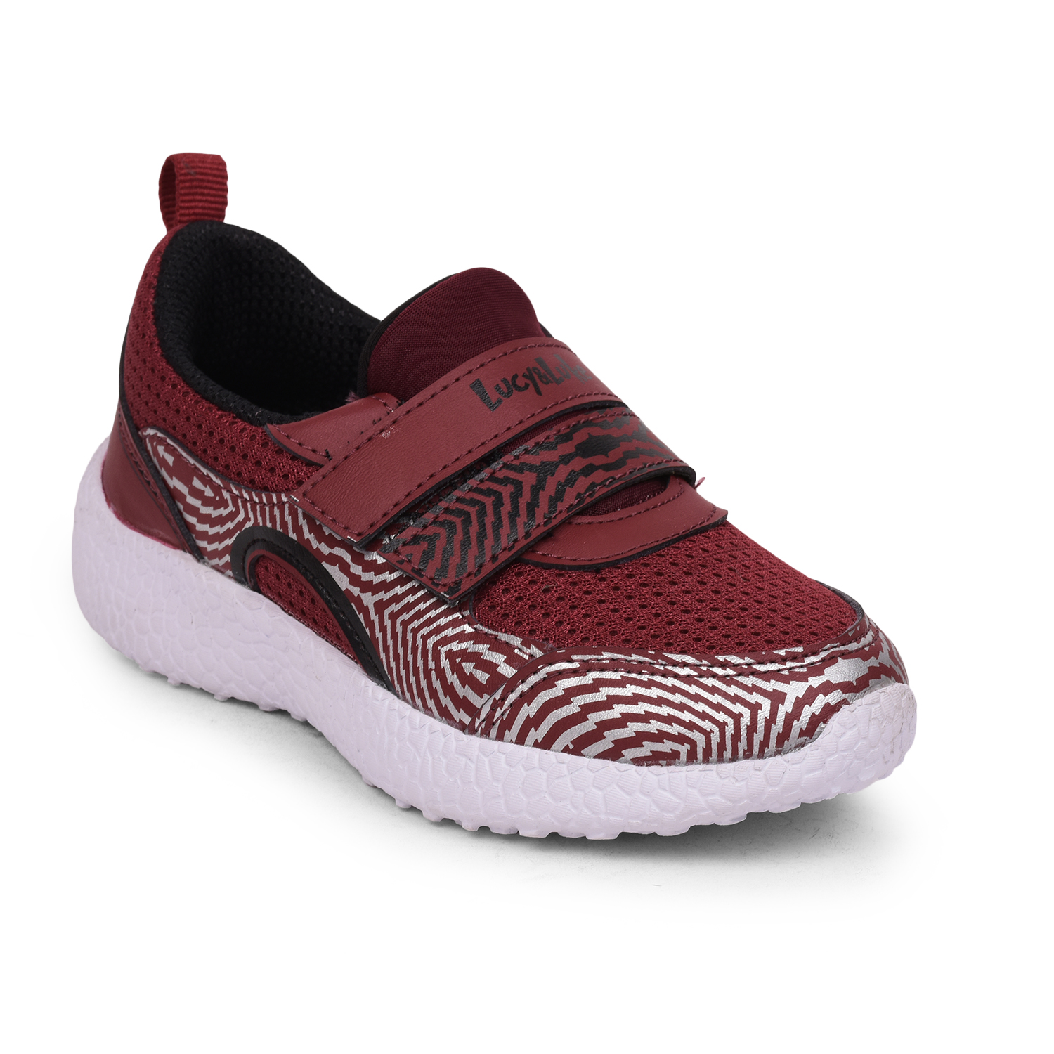 Liberty | Liberty Lucy & Luke Red Sports Shoes LPM-K02 For - Boys