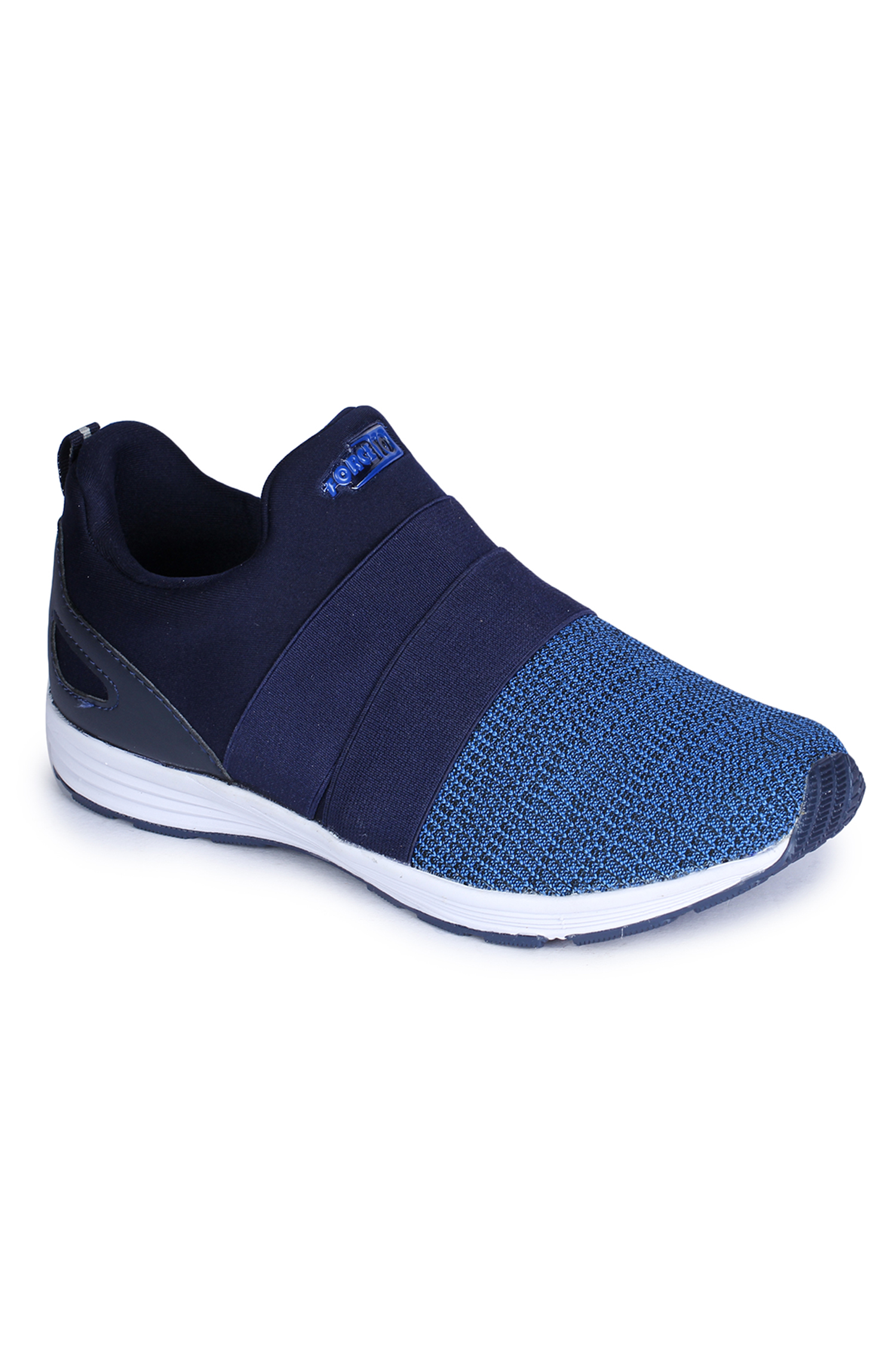 Liberty   Liberty Force 10 Blue Sports Wailking Shoes MARTIE-11_Blue For - Women