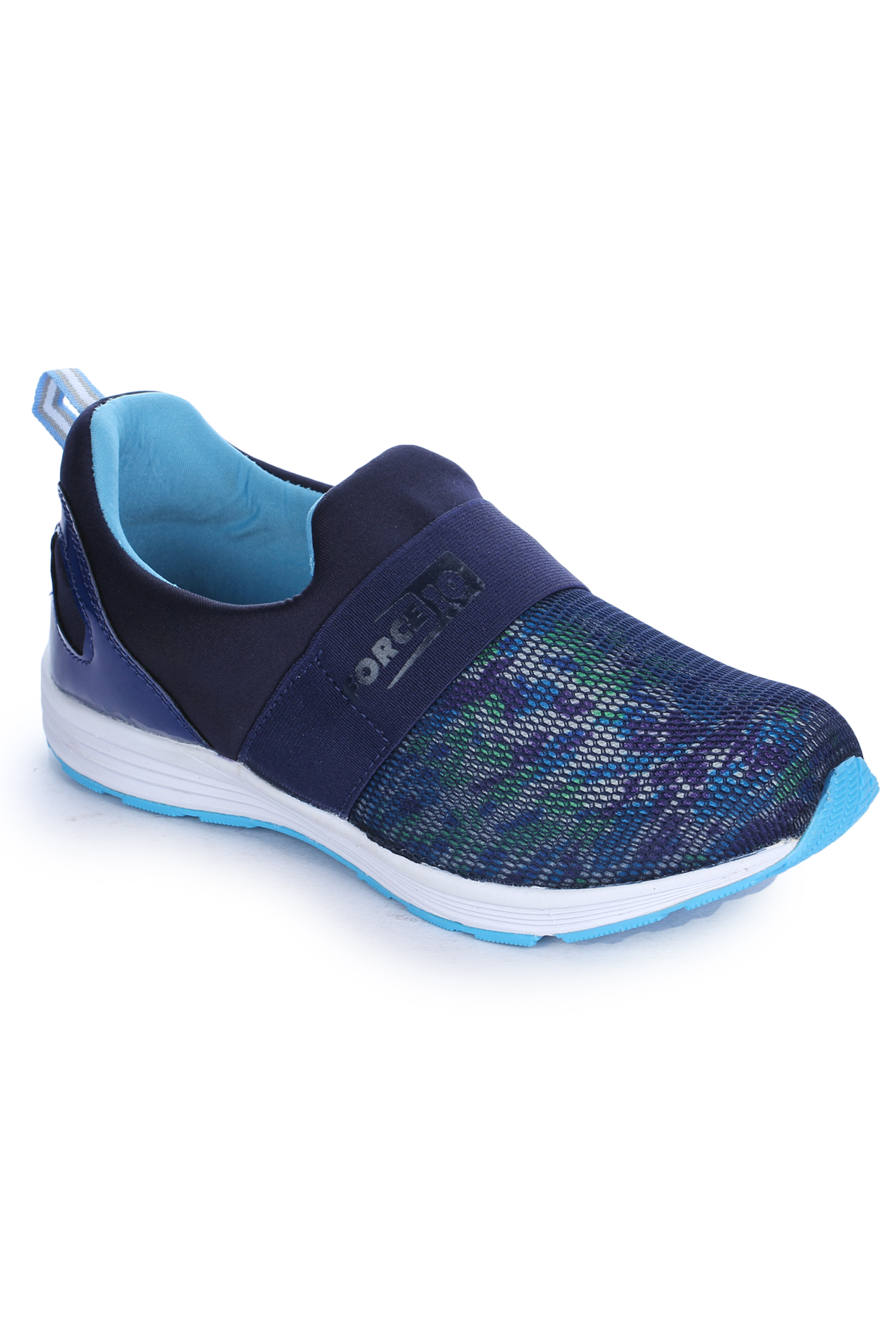 Liberty | Liberty Force 10 Blue Sports Wailking Shoes MARTIE-5N_Blue For - Women