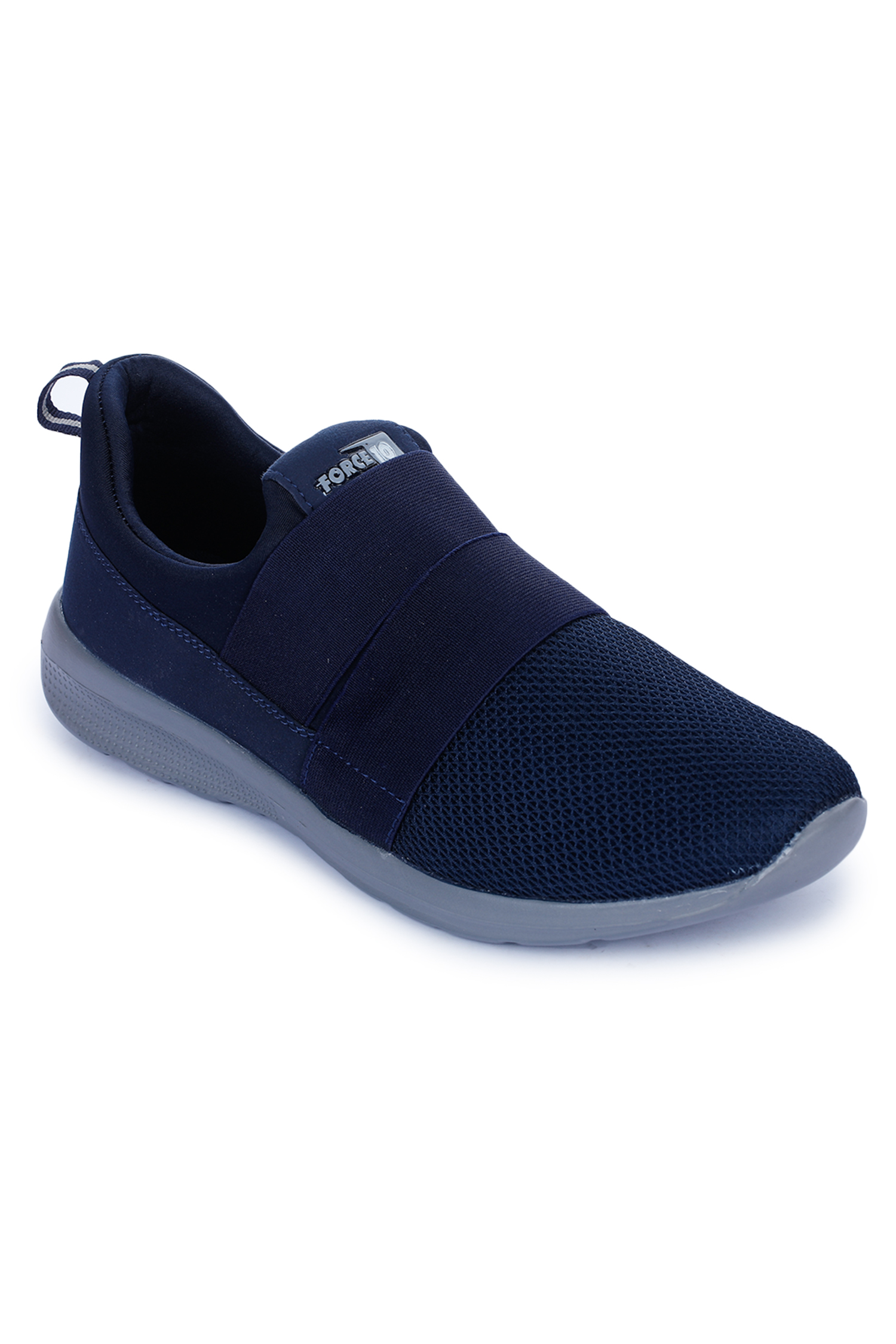 Liberty | Liberty Force 10 Blue Sports Wailking Shoes MILLER-5_Blue For - Men