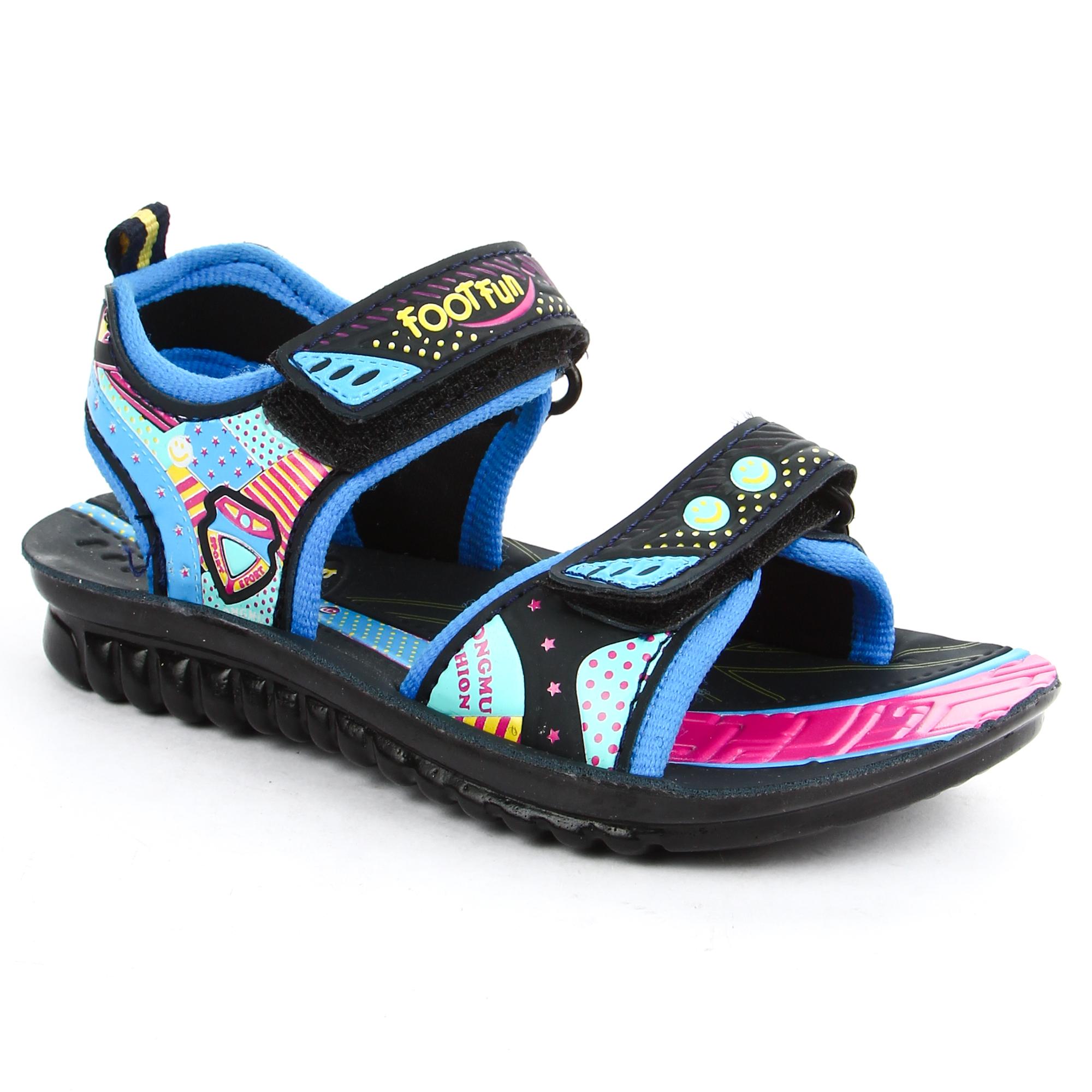Liberty | Liberty Lucy & Luke Blue Sandals PHANTOM-1 For - Kids
