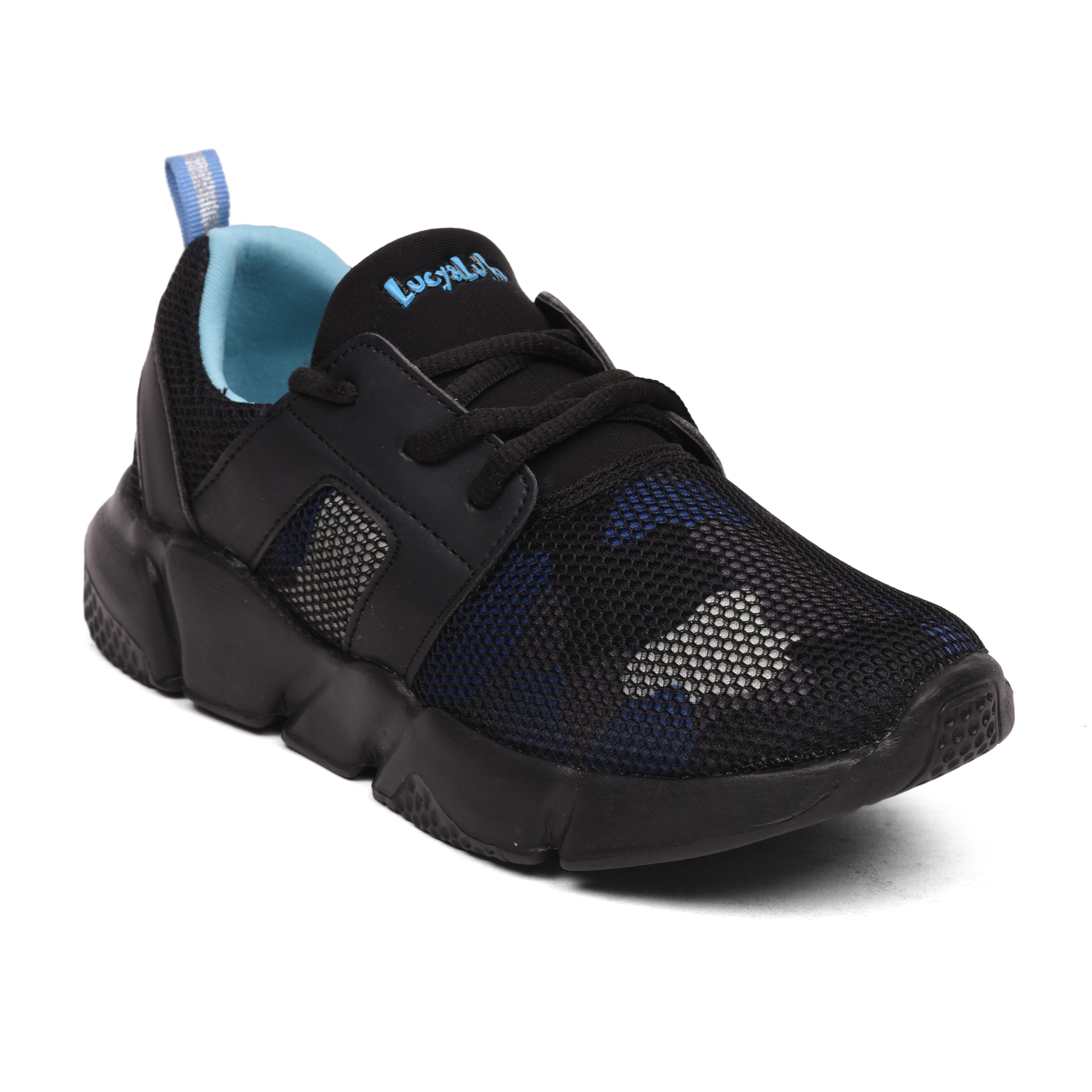 Liberty | Liberty Lucy & Luke Blue Casual Shoes POLAR-3 For - Boys