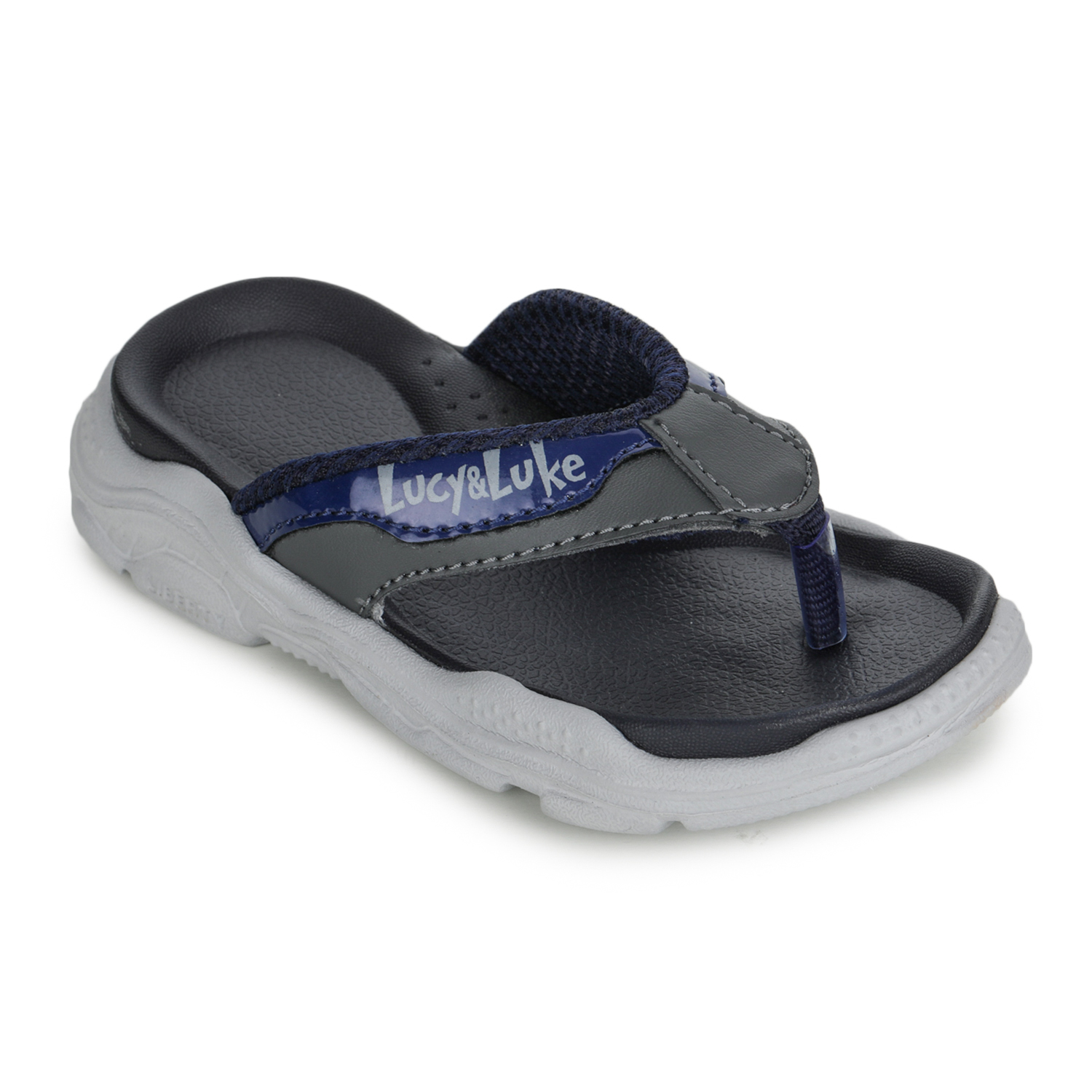 Liberty | Liberty LUCY & LUKE Slippers RICKY-1T_N.BLUE For - Boys