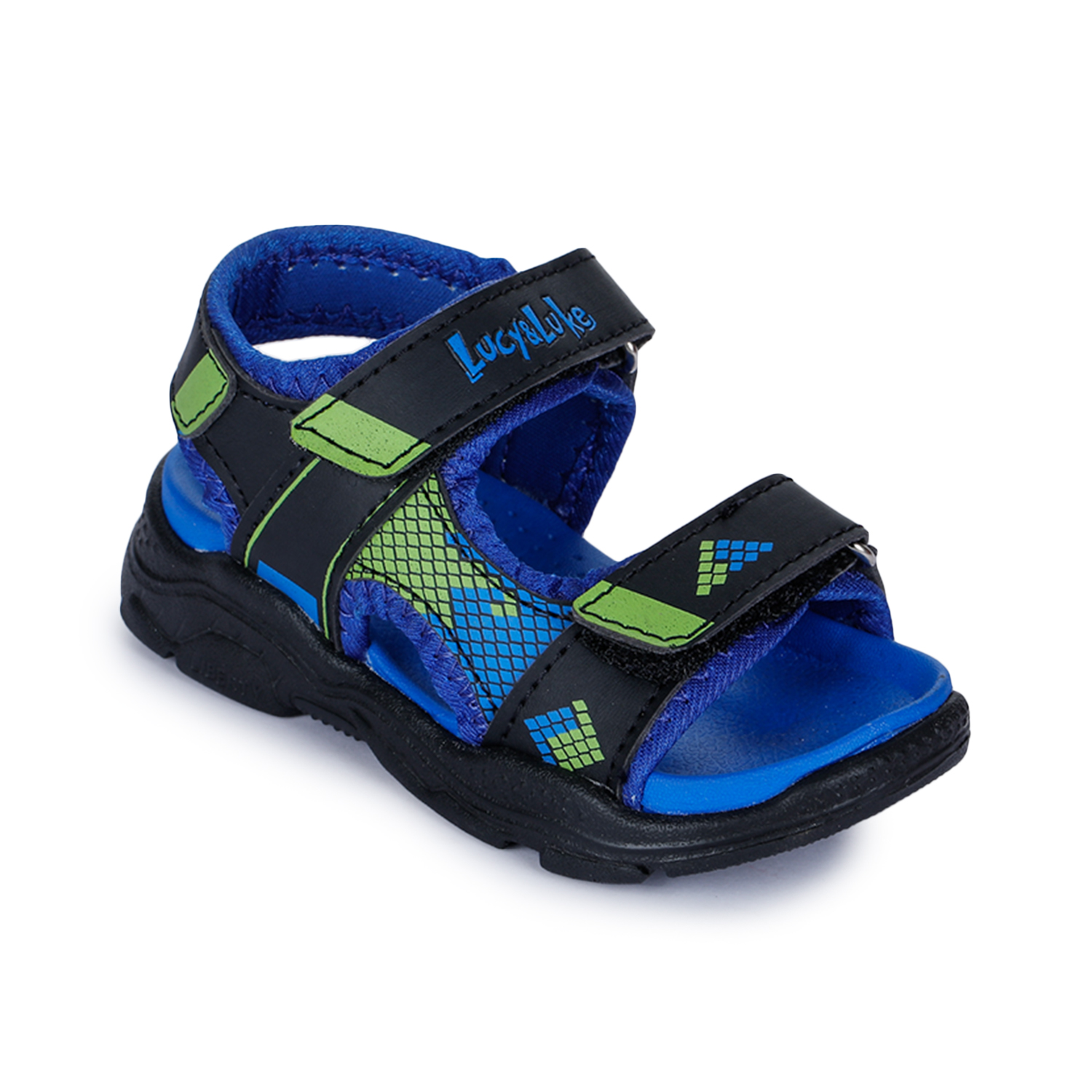 Liberty | Liberty LUCY & LUKE Sandals RICKY-6_BLUE For - Boys