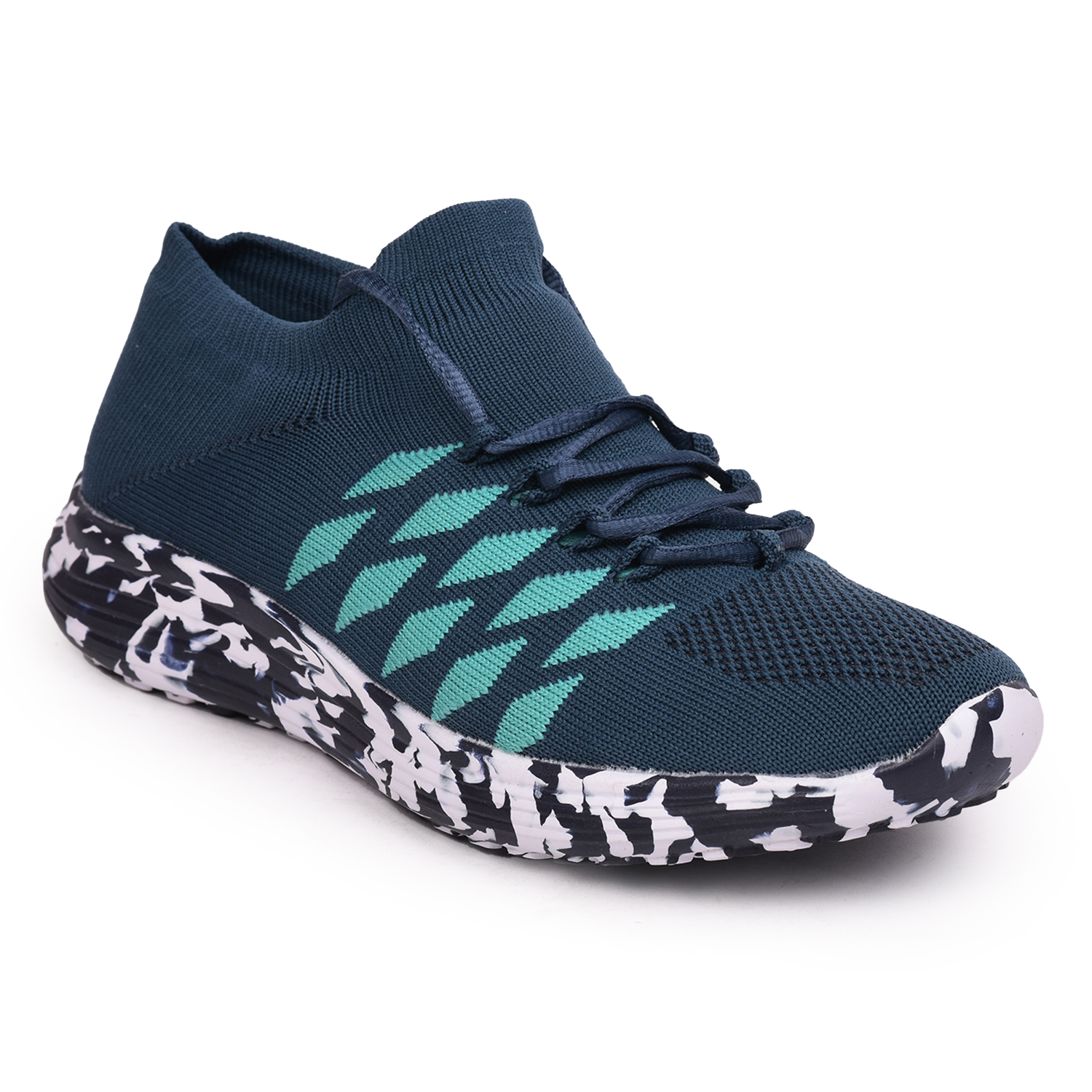 Liberty | Liberty Force 10 Blue Sports Shoes RUDY_1 For - Men
