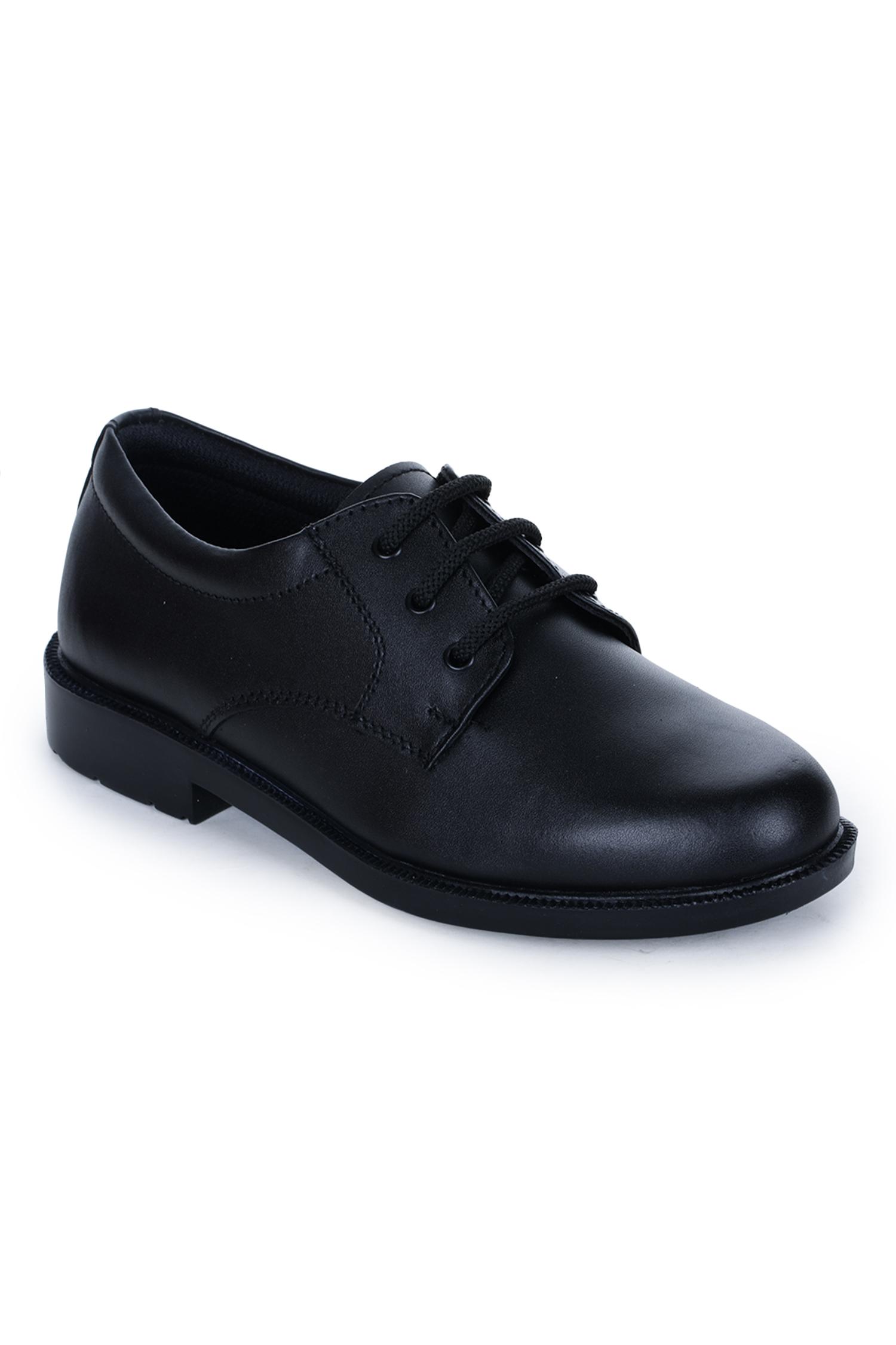 Liberty   Liberty Prefect Black School Shoes S BOY-LS_Black For - Boys