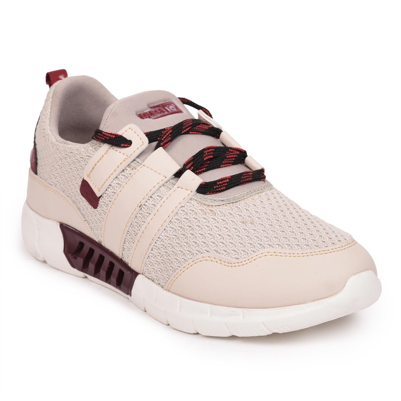 Liberty | Liberty Force 10 White Sports Shoes SAMOA-1E For - Women