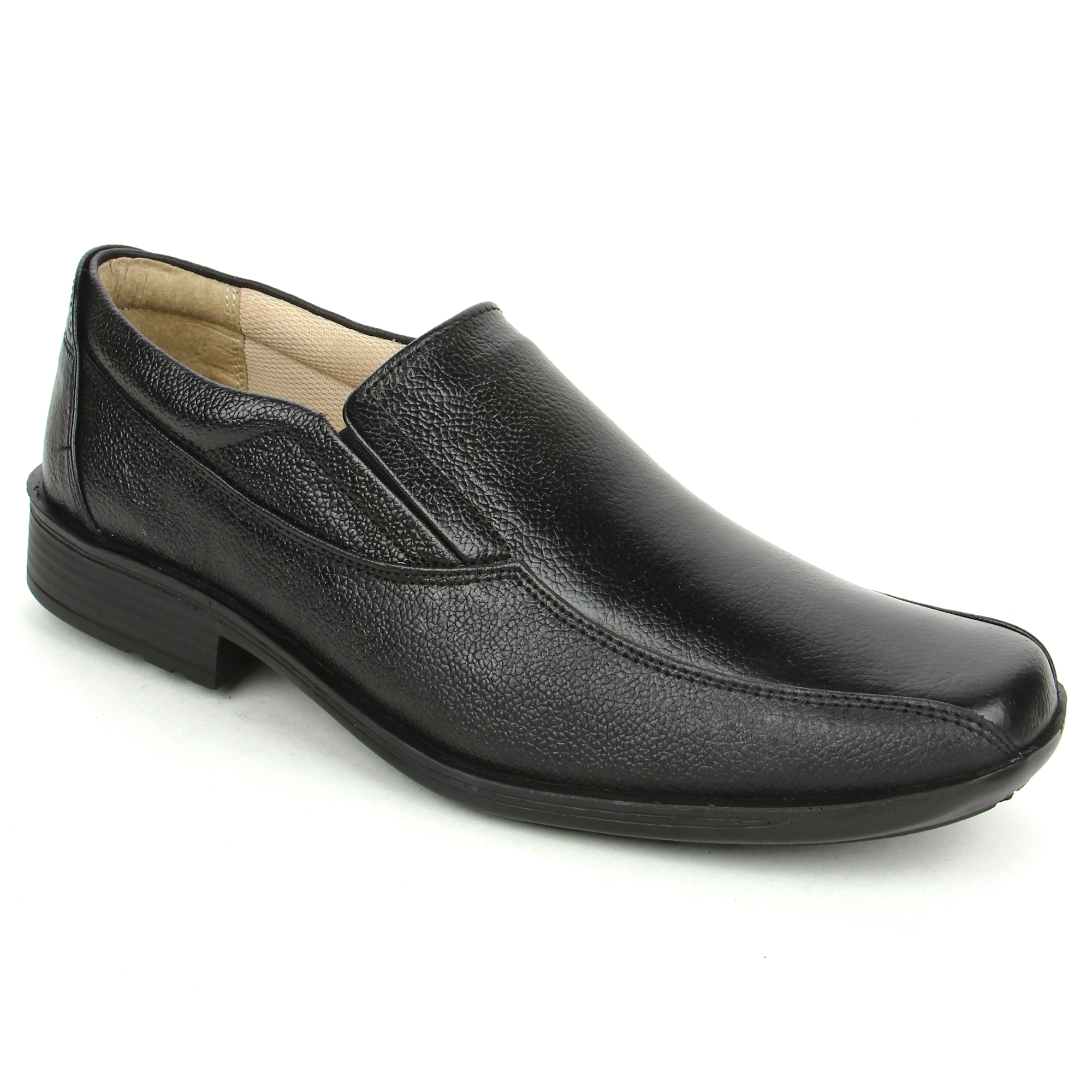 Liberty   Liberty Gliders Black Formal Oxfords Shoes SANDRO-10_Black For - Men