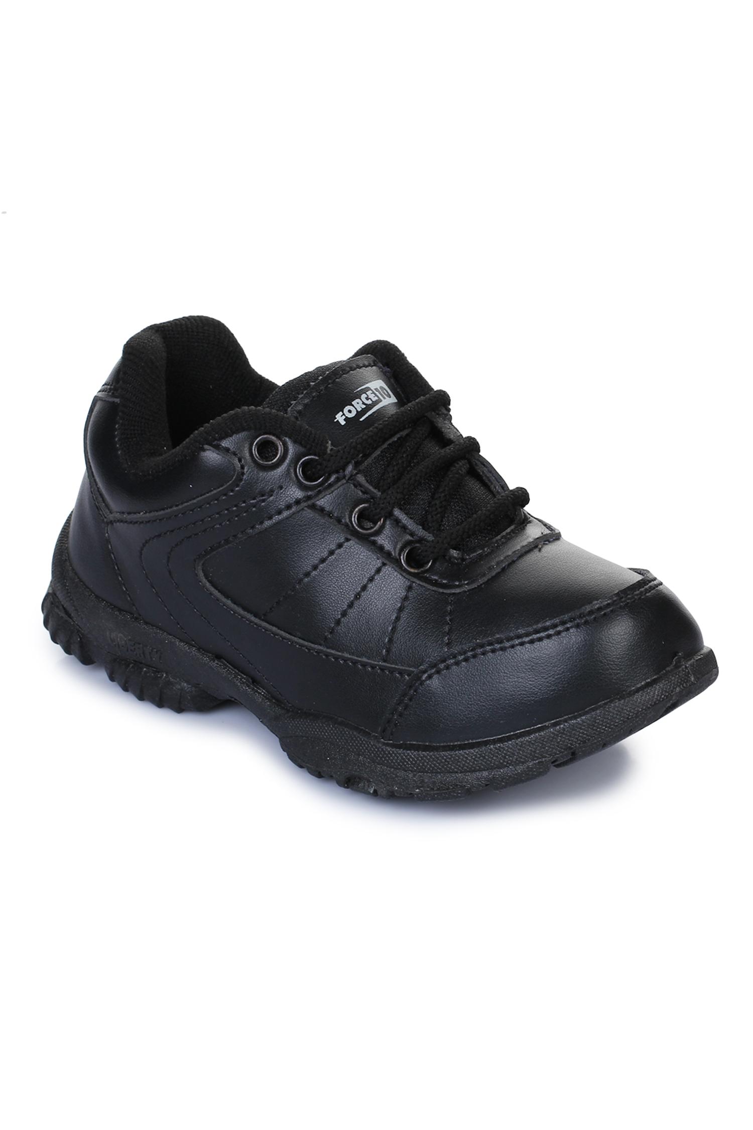 Liberty | Liberty FORCE 10 School Shoes SCHZONE_BLACK For - Boys