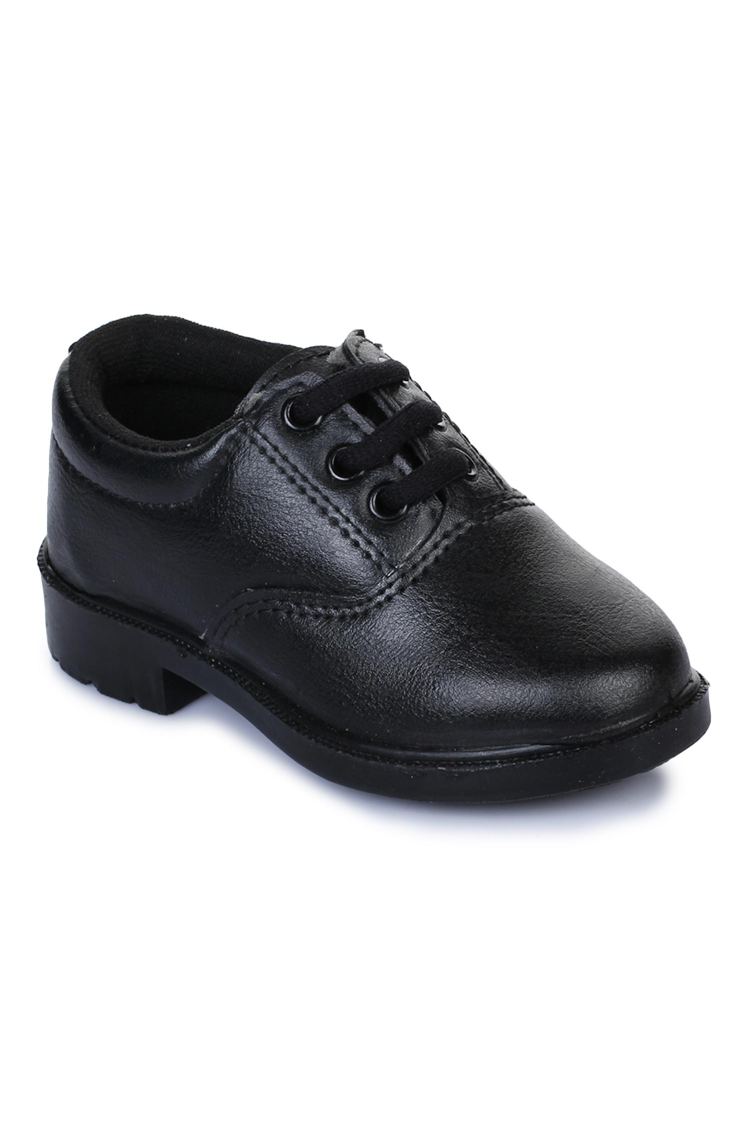 Liberty   Liberty Prefect Black School Shoes SKOOLBOYPU_Black For - Men