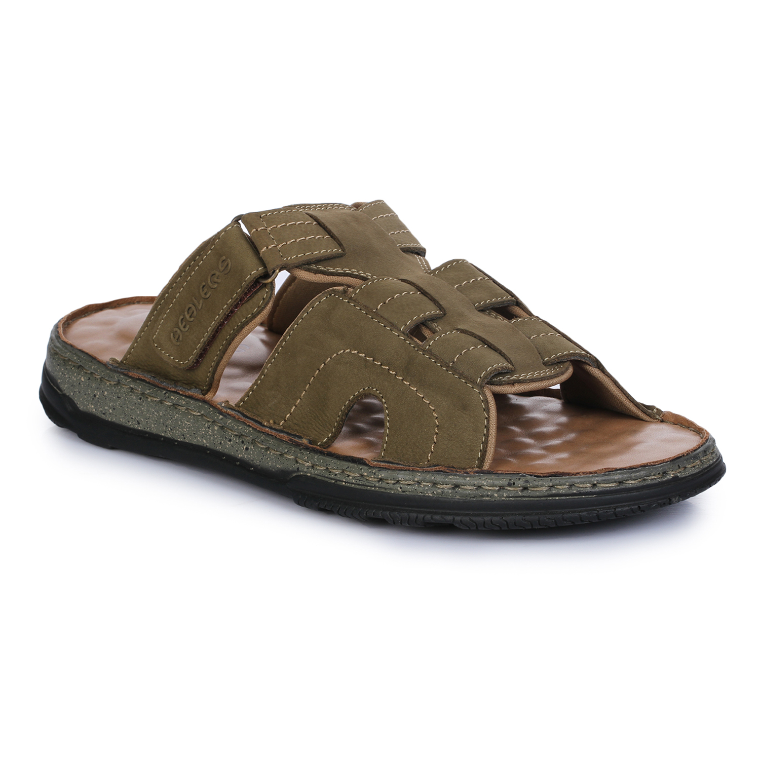 Liberty | Liberty Healers Green Slippers SLHL-102 For - Mens