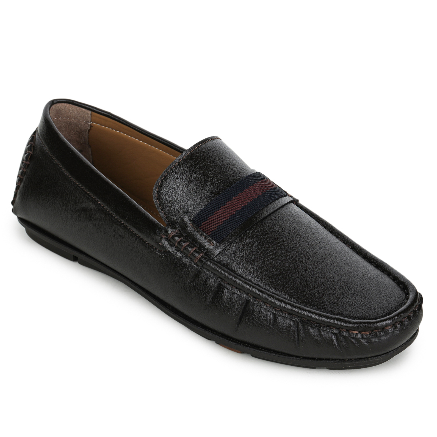 Liberty   Liberty FORTUNE Formal Slip-ons SML-10_BROWN For - Men