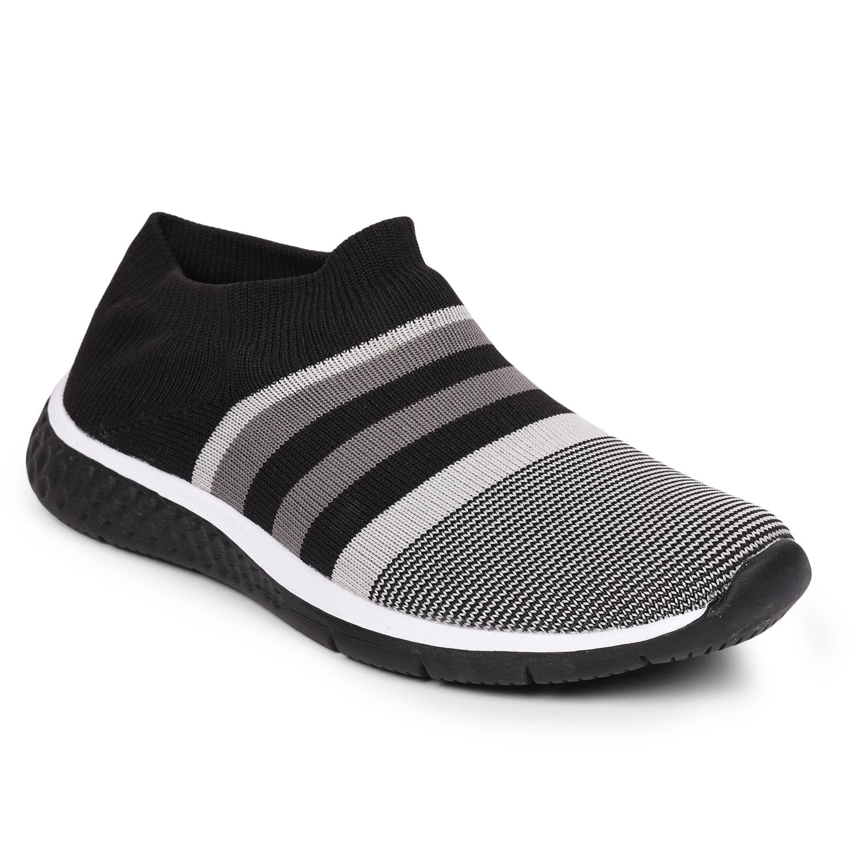 Liberty | Liberty Lucy & Luke Black Sports Shoes SPLASH-3 For - Boys