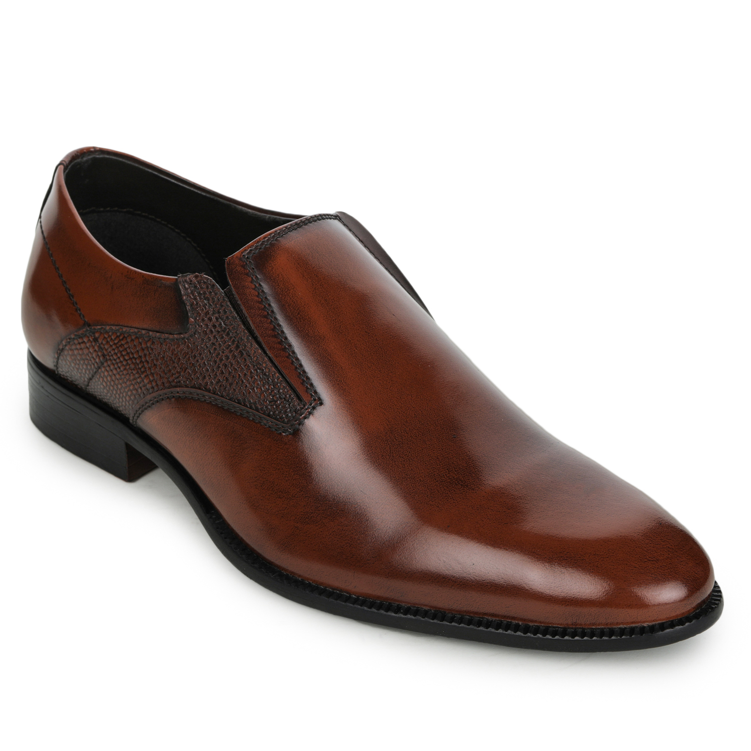 Liberty | Liberty Healers Brown Formal Oxfords Shoes SSL-03_Brown For - Men