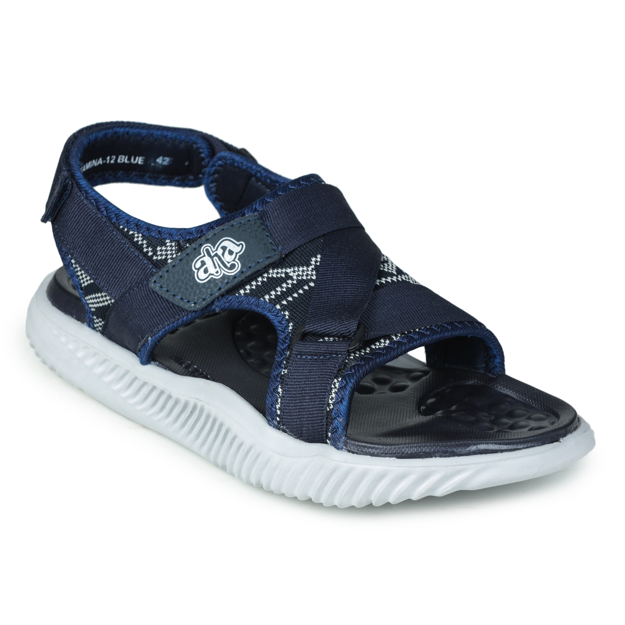 Liberty   Liberty A-HA Sandals STAMINA-12_BLUE For - Men