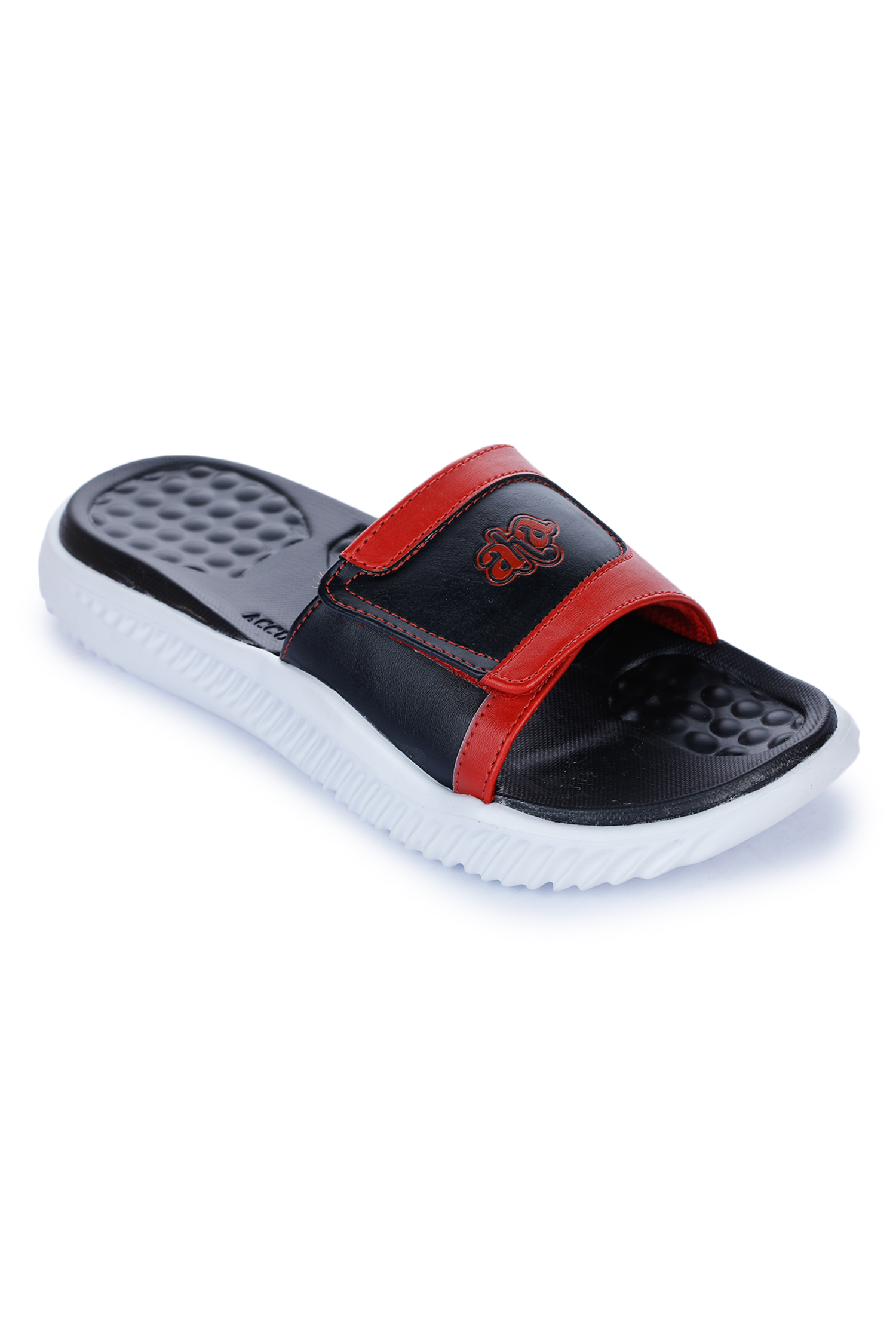 Liberty | Liberty A-HA Red Casual Slippers STAMINA-2_Red For - Men