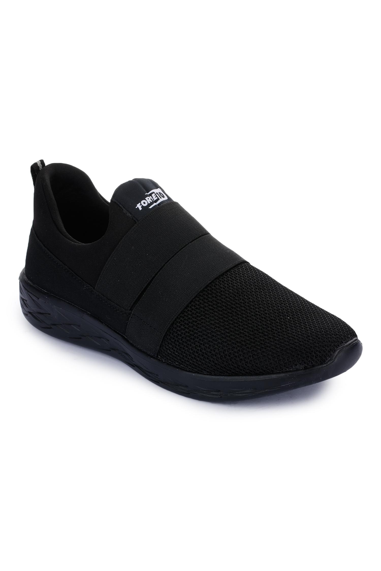 Liberty | Liberty Force 10 Black Sports Wailking Shoes TIGOZ_Black For - Men