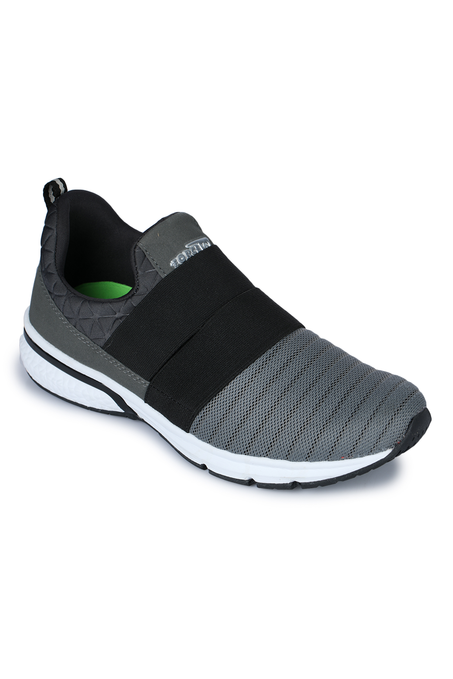 Liberty   Liberty Force 10 Grey Sports Wailking Shoes TOMM-1_Grey For - Men