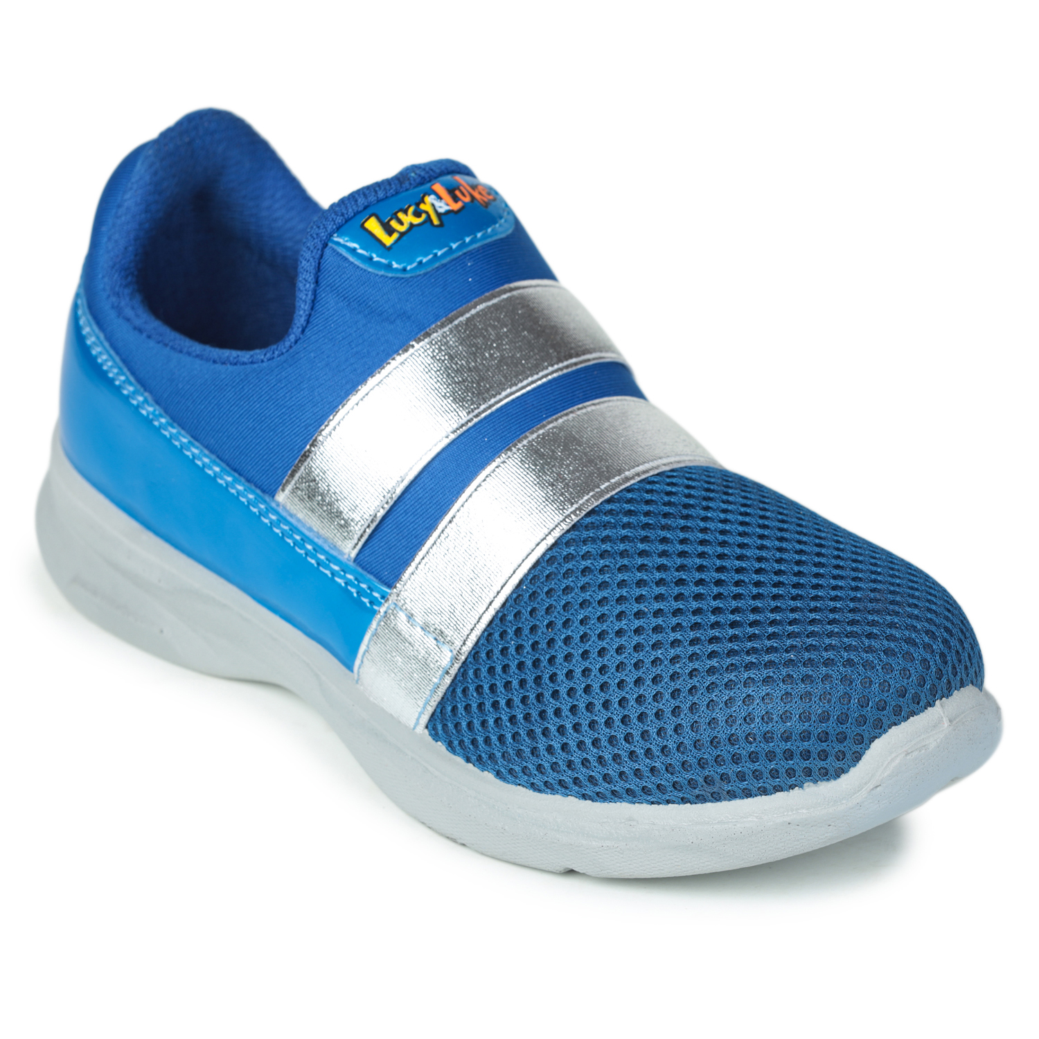 Liberty   Liberty LUCY & LUKE Casual Slip-ons TRDDY-09_R.BLUE For - Boys