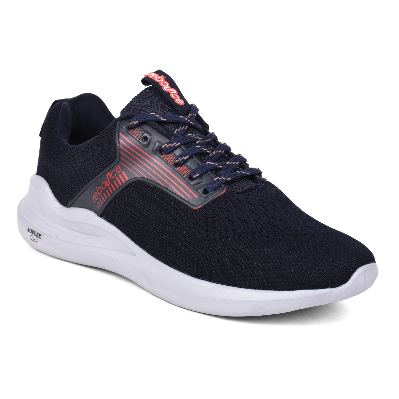 Liberty   Liberty Rebounce Blue Sports Running Shoes TRIDENT-1E_Blue For - Men