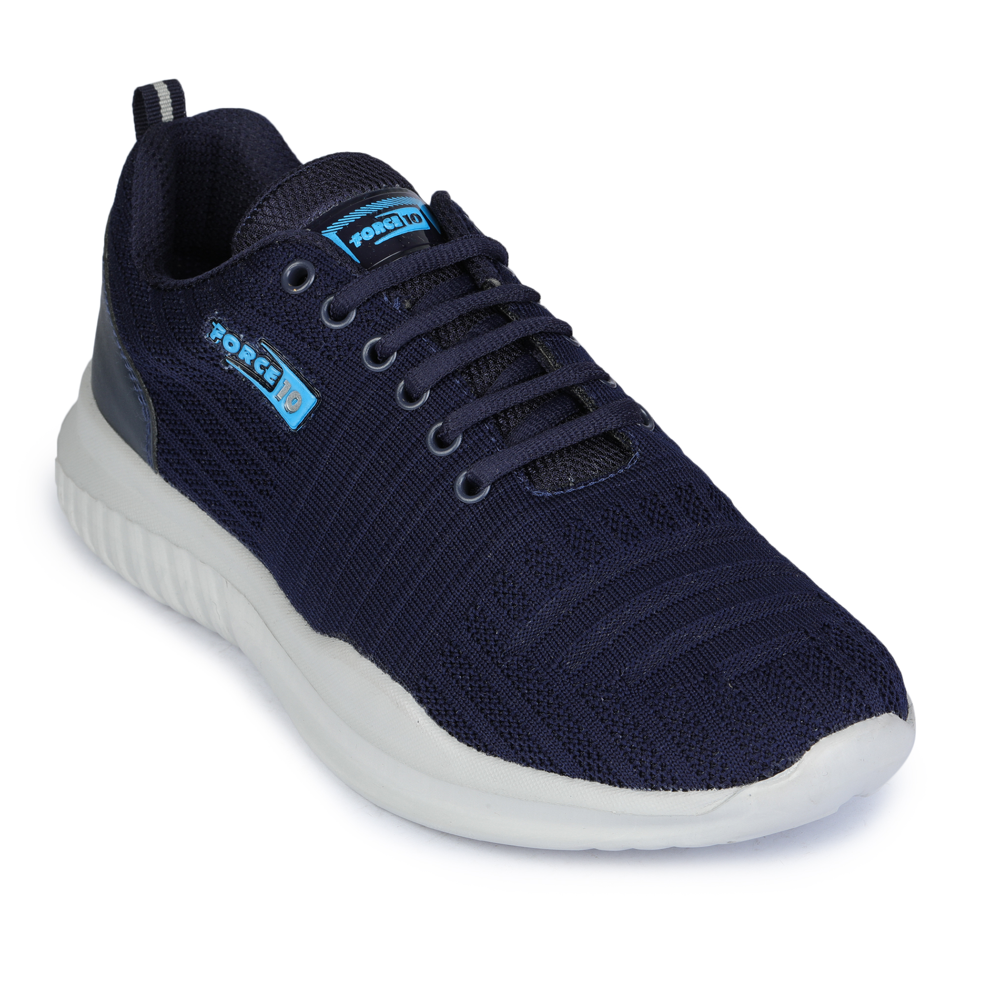 Liberty   Liberty Force 10 Blue Sports Running Shoes VISION-15E_Blue For - Men