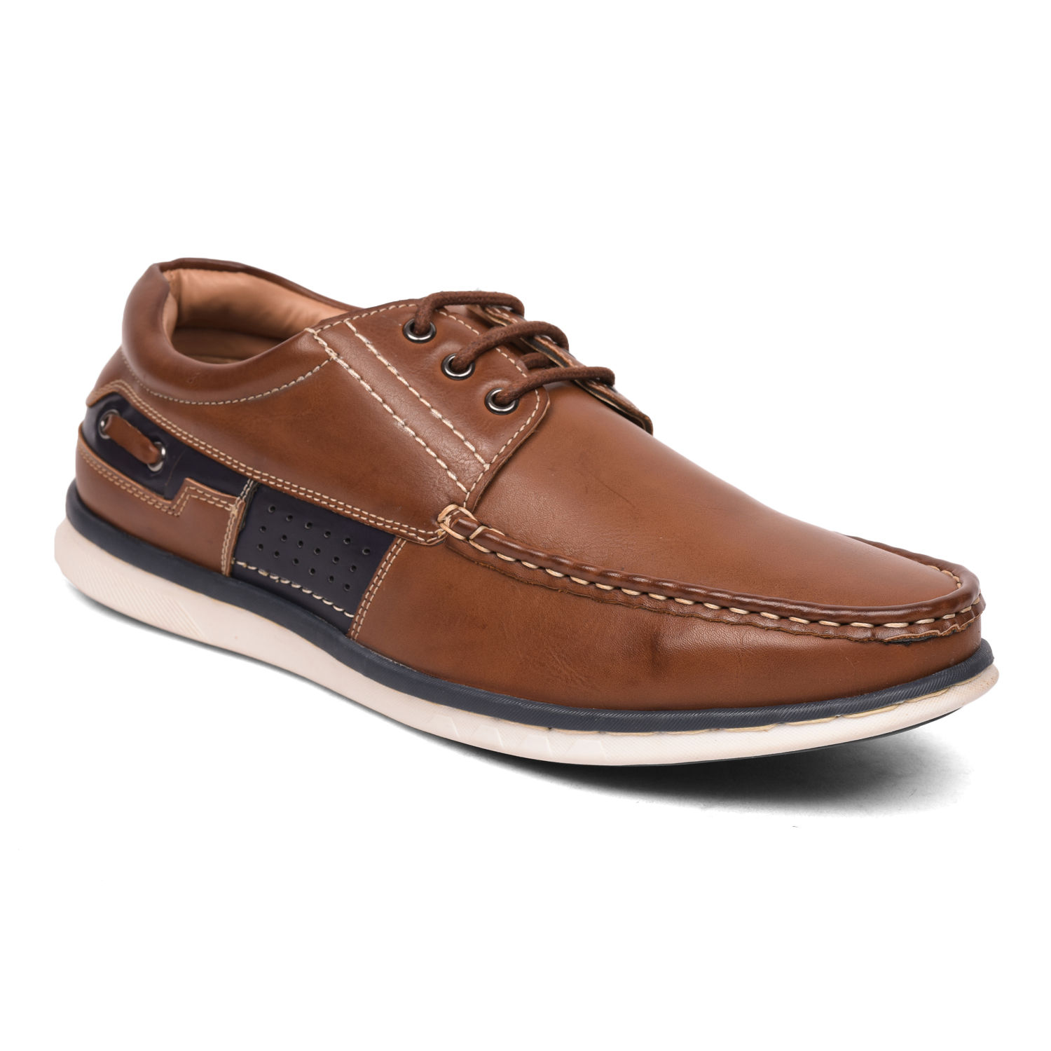 Liberty | Liberty Gliders Brown Casual Shoes VNTH-64 For - Men
