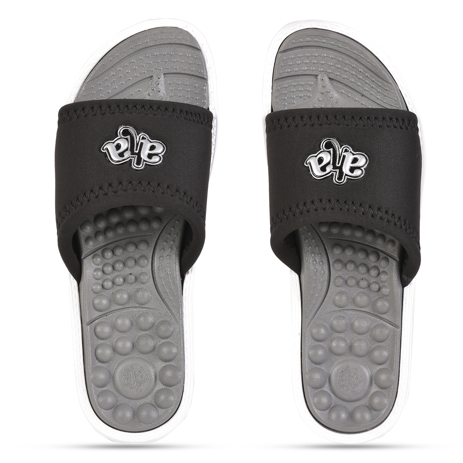Liberty   Liberty A-HA Slippers WAGAS-10_BLACK For - Women