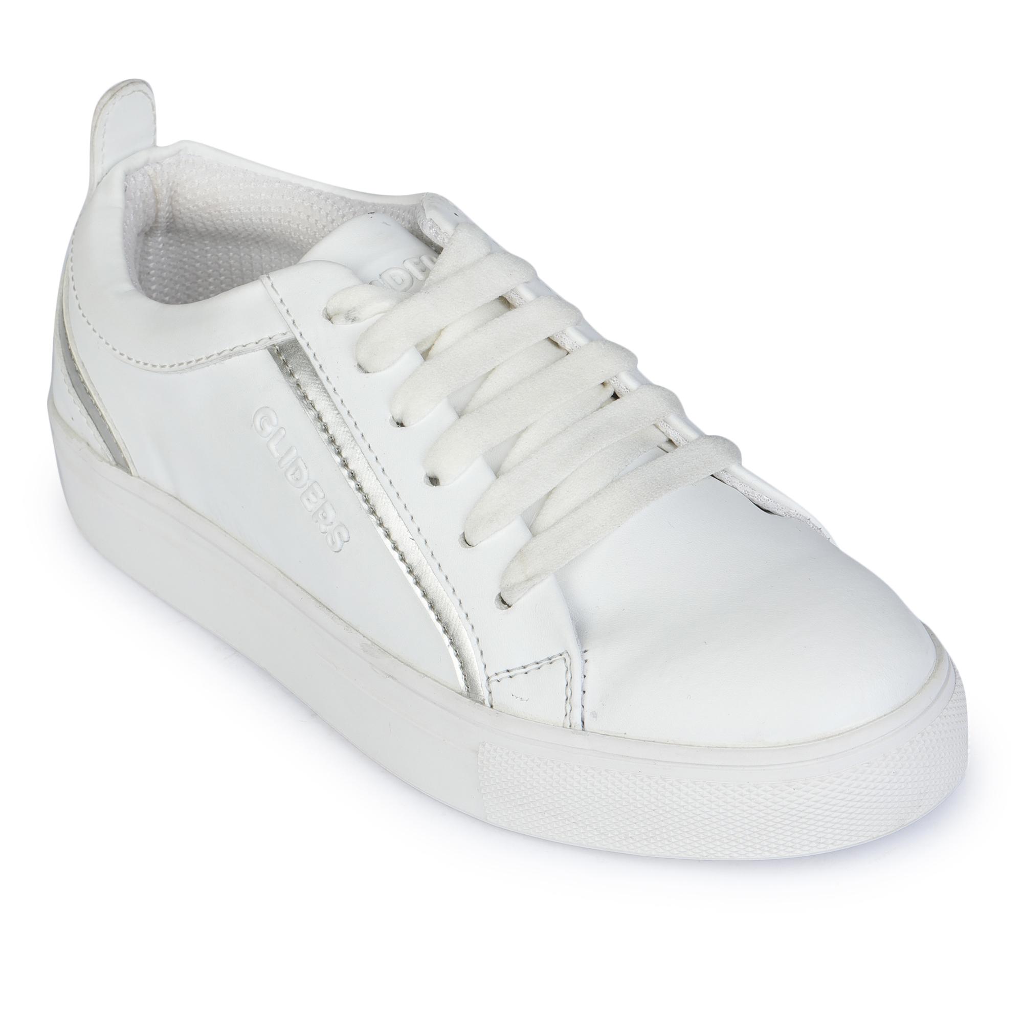 Liberty | Liberty Gliders White Sports Running Shoes WATKIN-1E_White For - Women