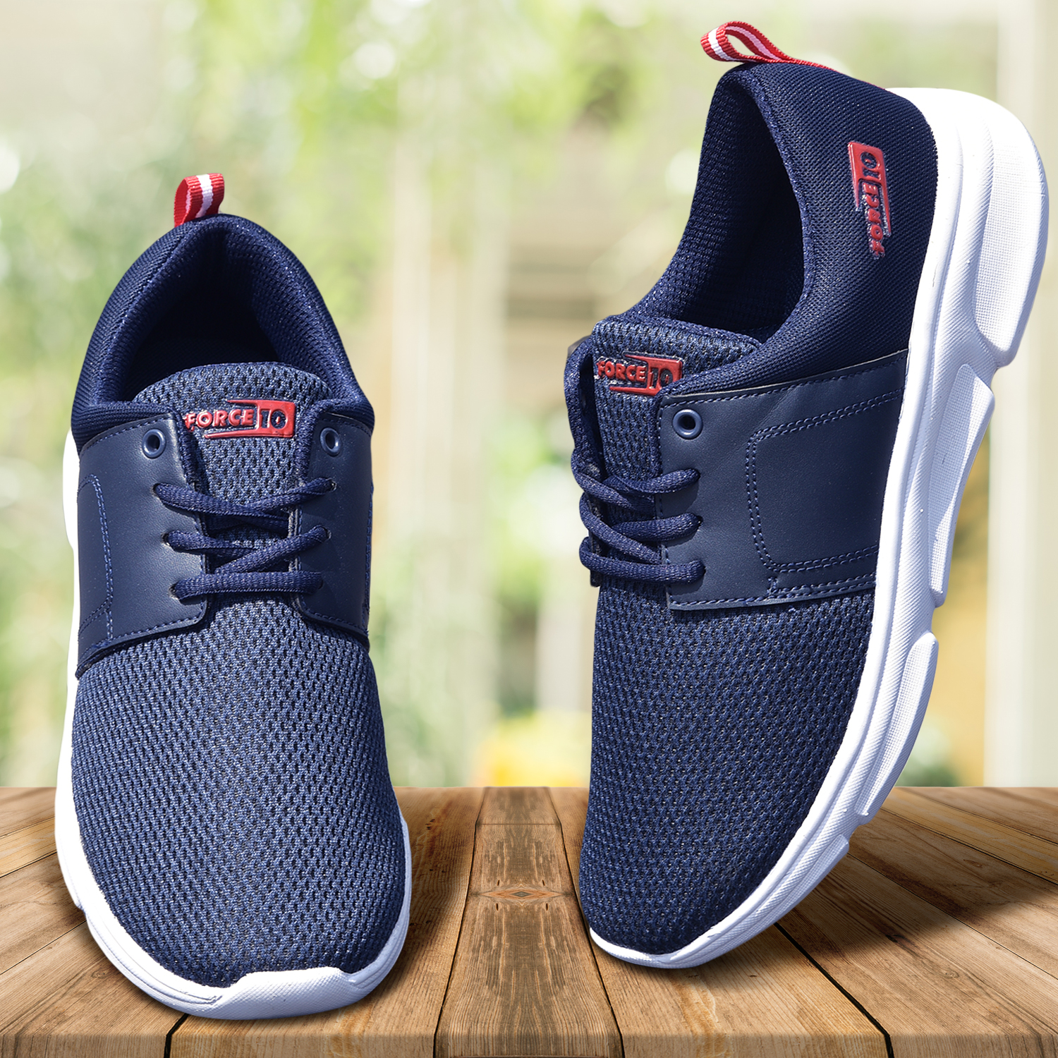 Liberty   Force 10 by Liberty Navy Sports Shoes