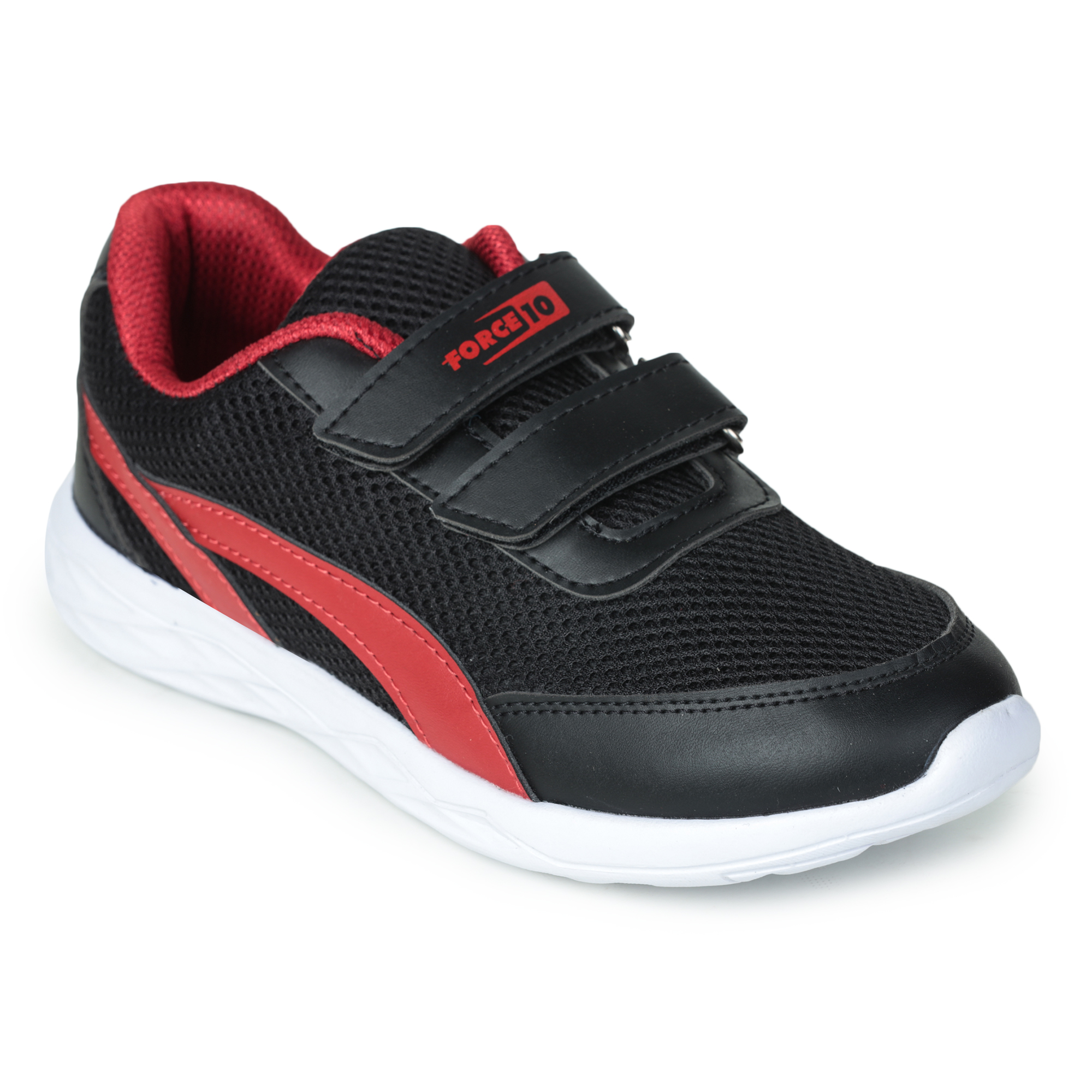 Liberty | Liberty FORCE 10 Indoor Sports Shoes ZYLO_BLACK For - Women