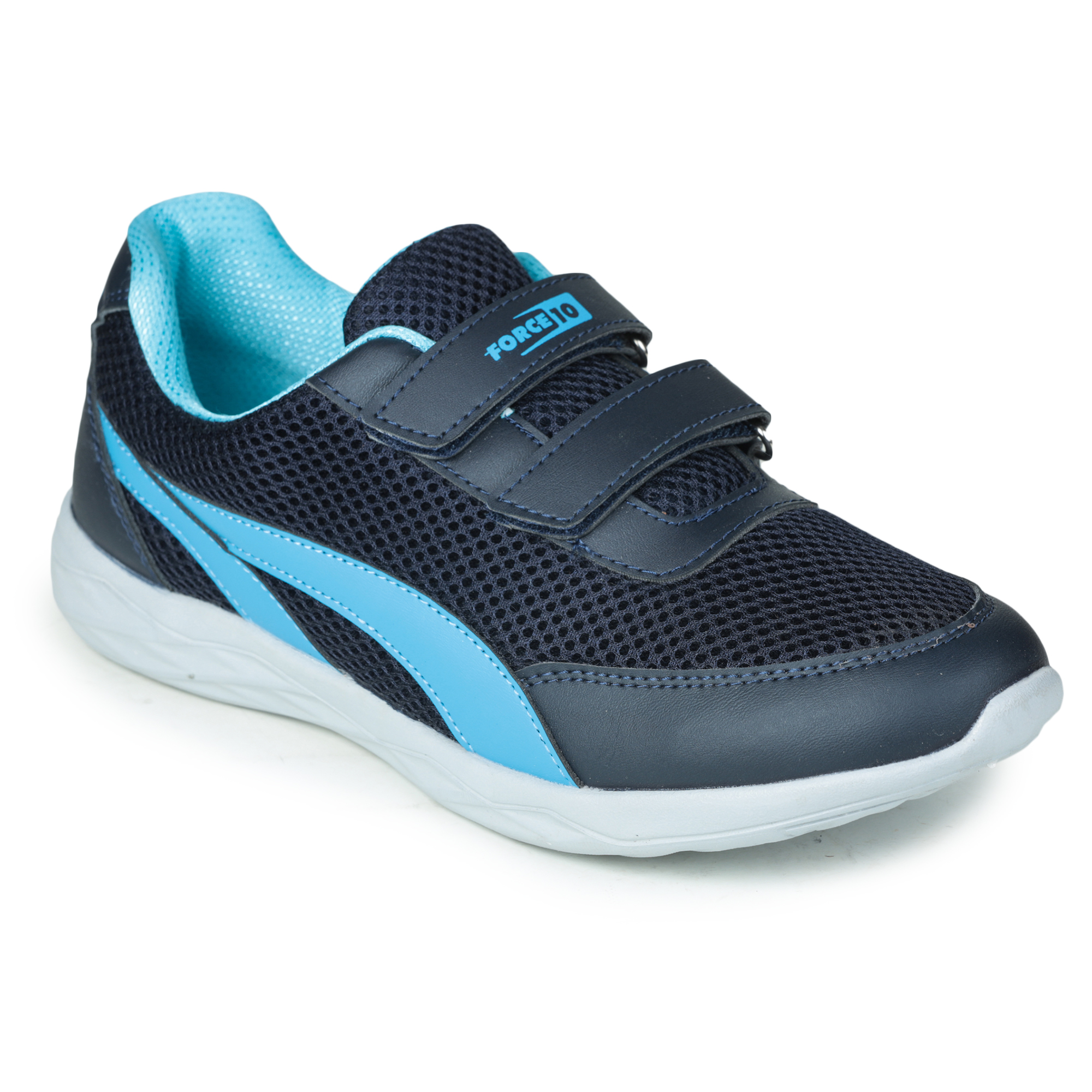 Liberty | Liberty FORCE 10 Indoor Sports Shoes ZYLO_N.BLUE For - Women