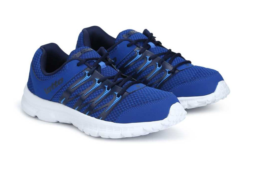 Lotto | Blue Lotto Mens Adriano Running Shoes