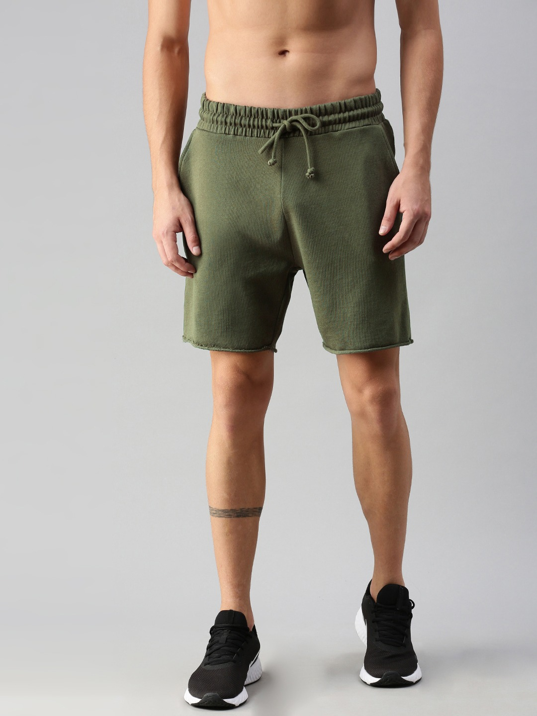 The Bear House | Men's Knitted Shorts