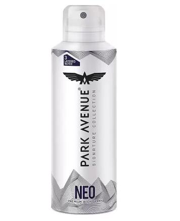 Park Avenue deodorant and perfume | PARK AVENUE Neo Signature Collection Body Spray - For Men