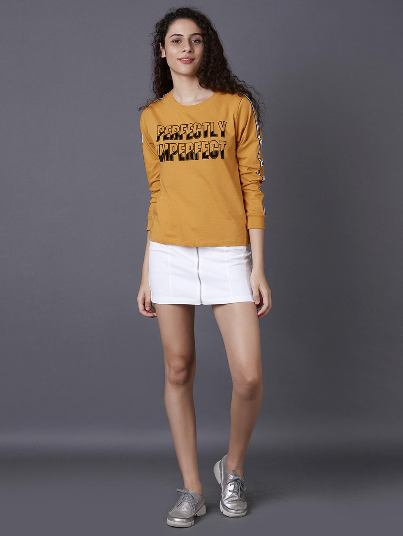MARCA DISATI   Tape Sleeve T-Shirt
