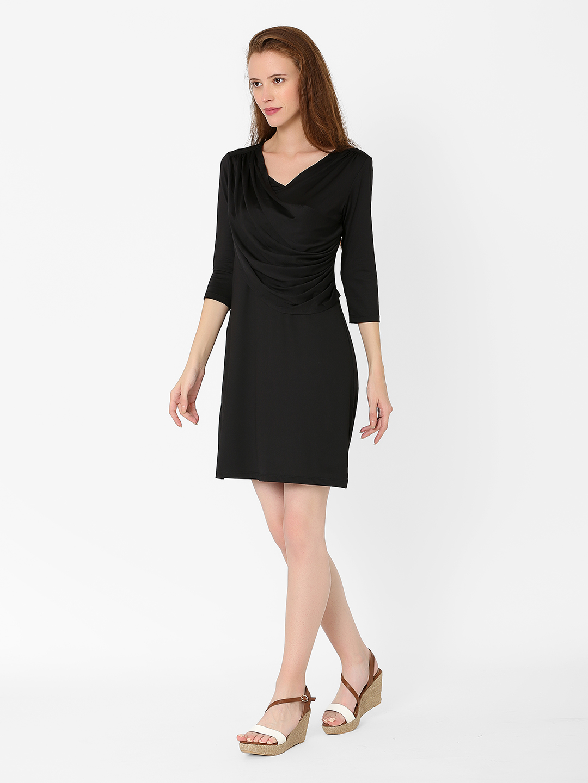 MARCA DISATI | Layered Black Dress