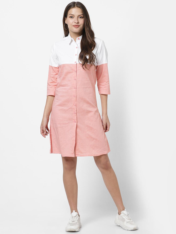 MARCA DISATI   A-Line Woven Short Dress