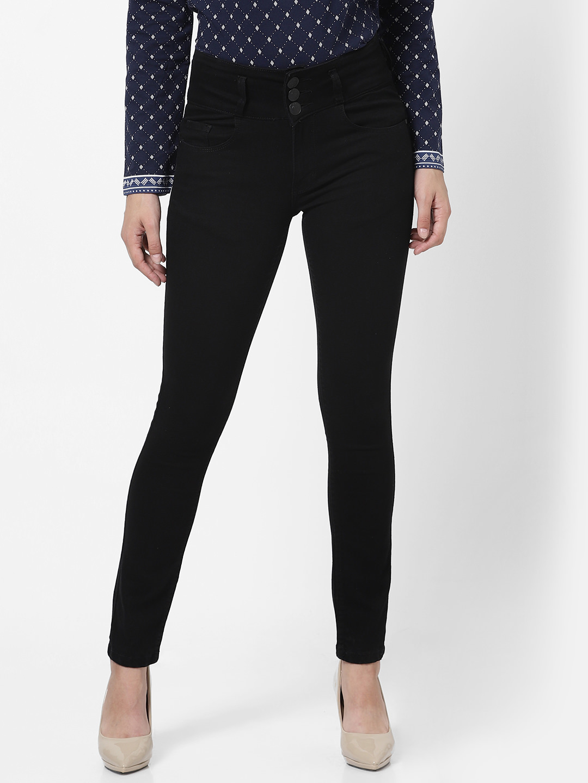 MARCA DISATI | Midrise Skinny Ankle Length Jeans