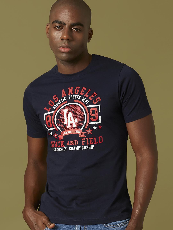 MARCA DISATI | Graphic Chest Print Tshirt