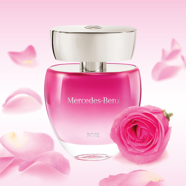 Mercedes-Benz | For Women Eau De Toilette Rose Spray 60 ML