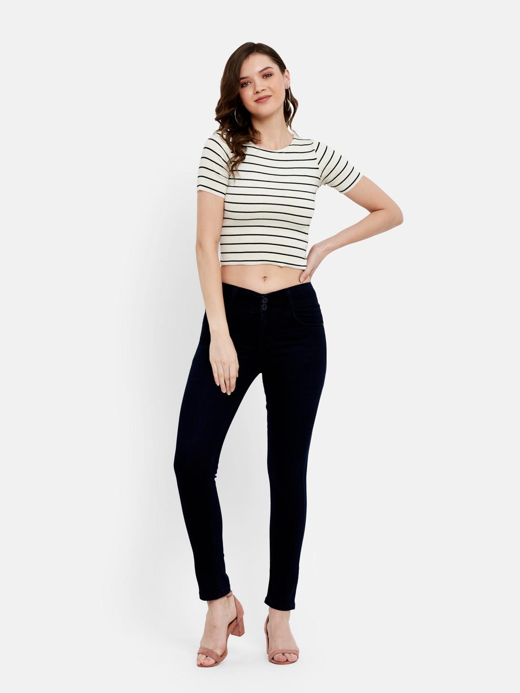 METTLE | Women CARBON BLUE Jeans