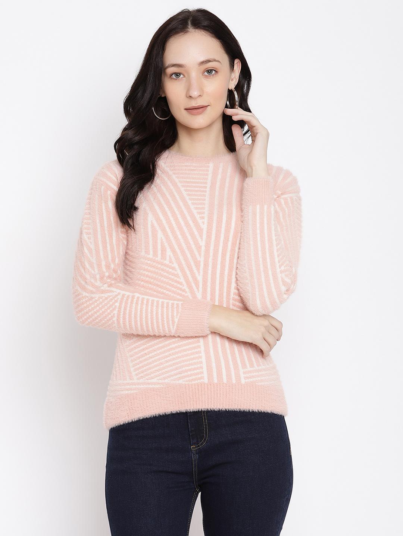 METTLE | Women SUEDE PINK Sweaters